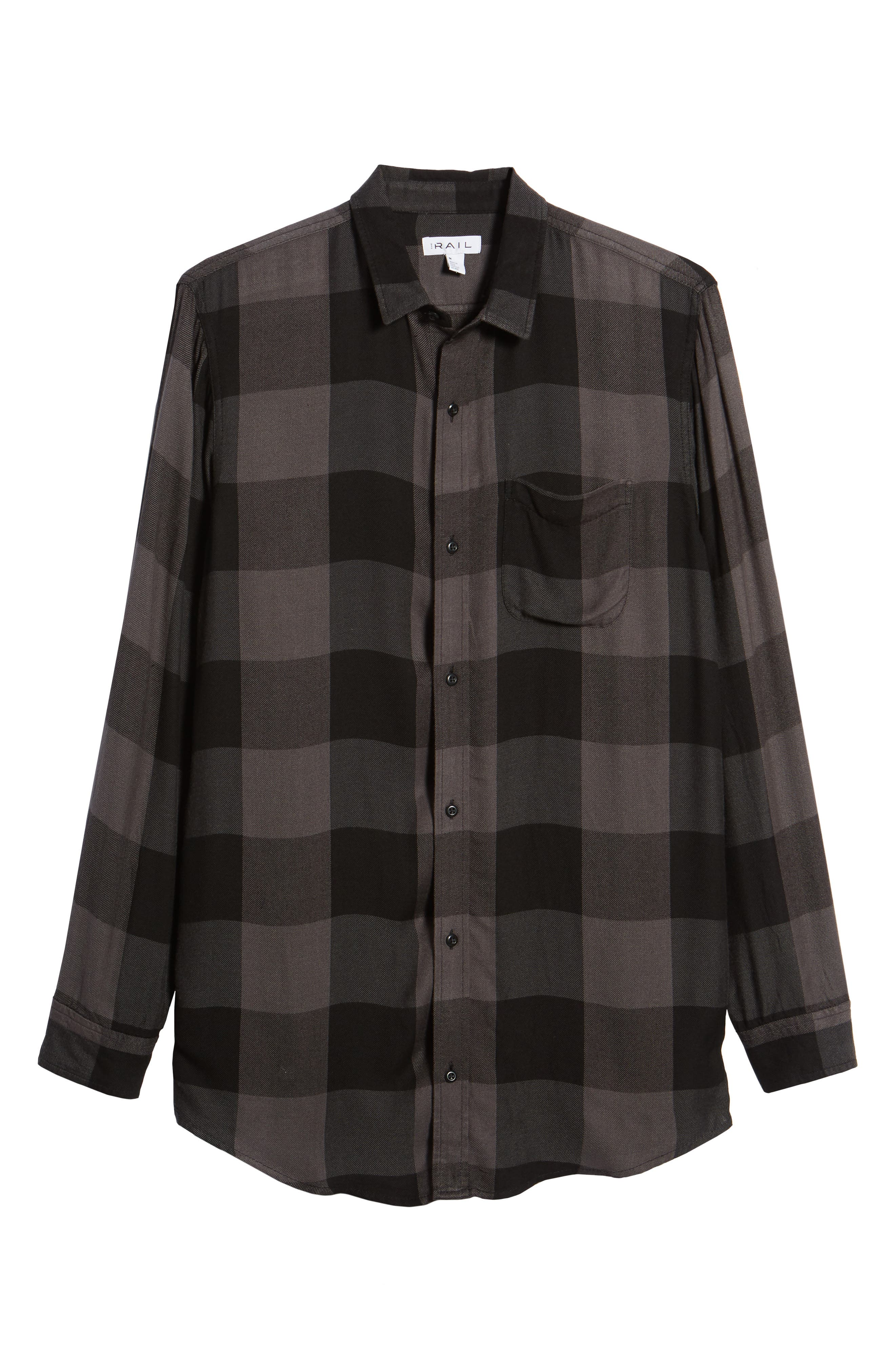 Yarn Dyed Plaid Shirt,                             Alternate thumbnail 11, color,
