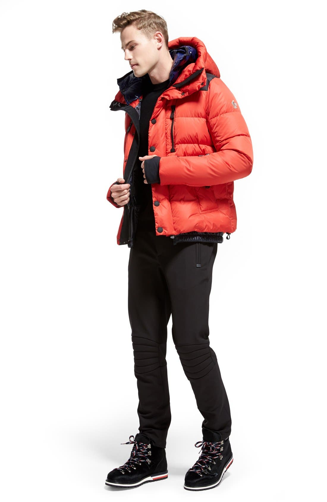 'Rodenberg' Water Resistant Down Jacket,                             Alternate thumbnail 5, color,                             611
