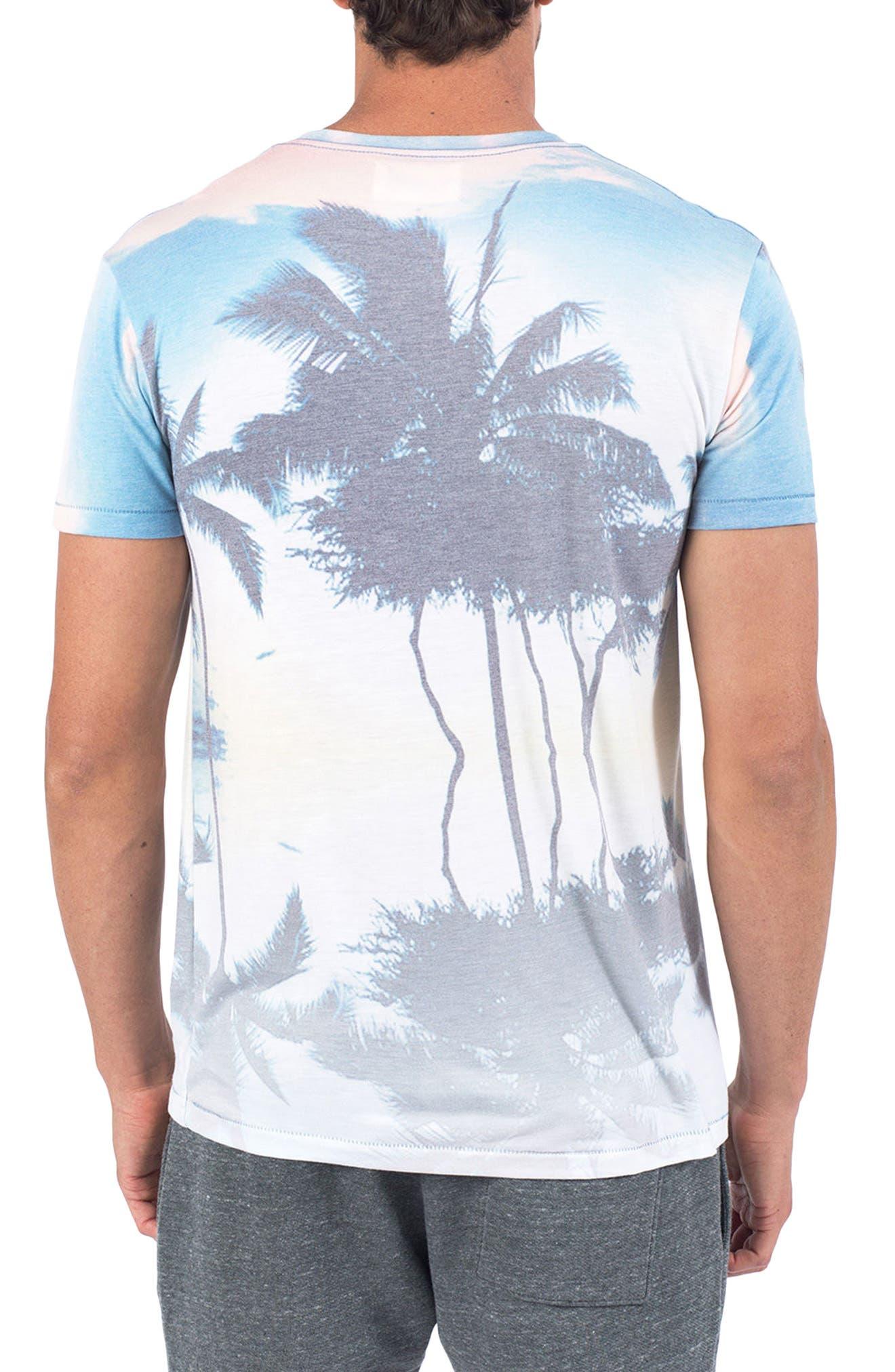 Off Tropic T-Shirt,                             Alternate thumbnail 2, color,                             OFF TROPIC