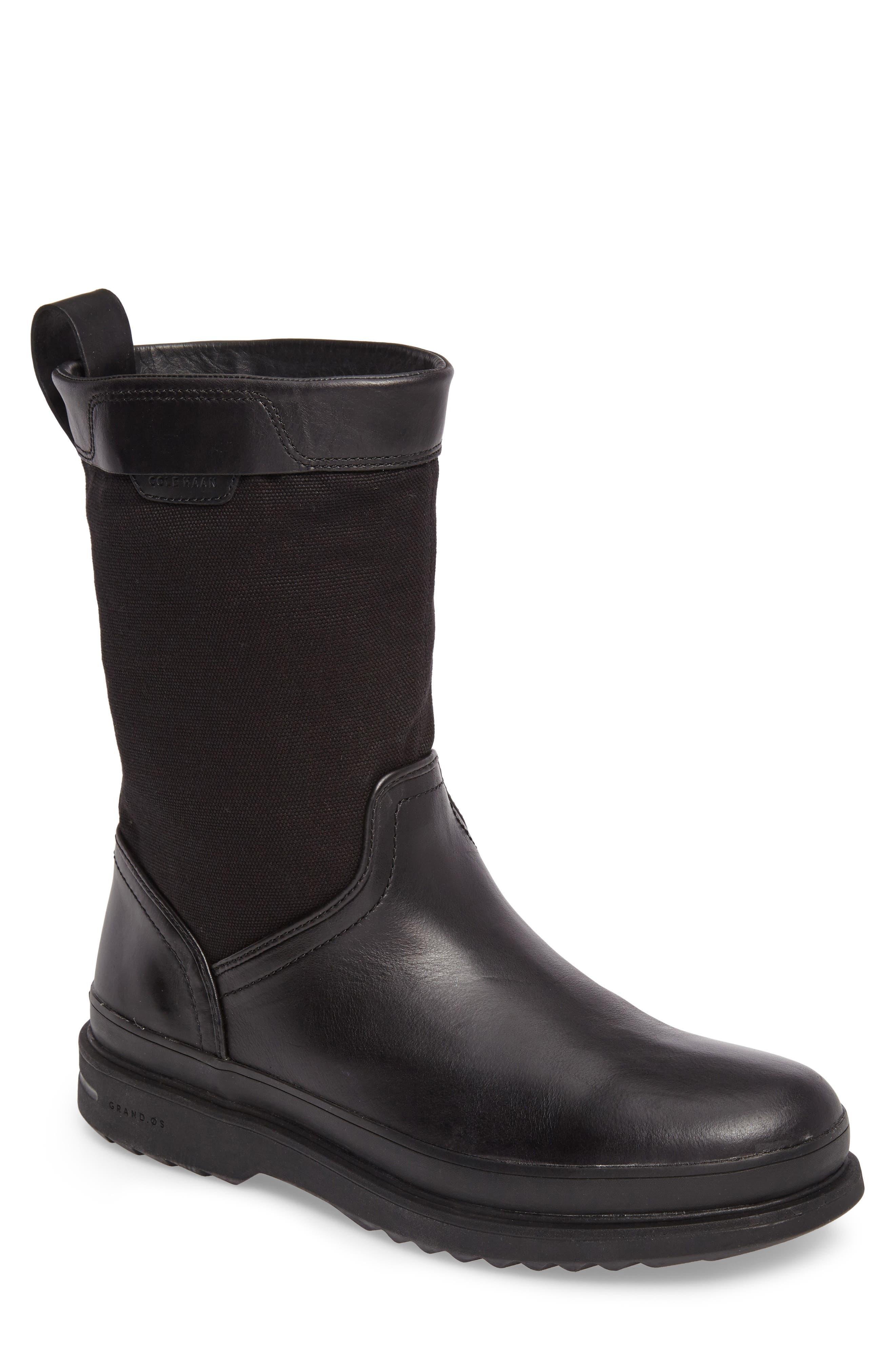 Millbridge Waterproof Boot,                             Main thumbnail 1, color,                             002