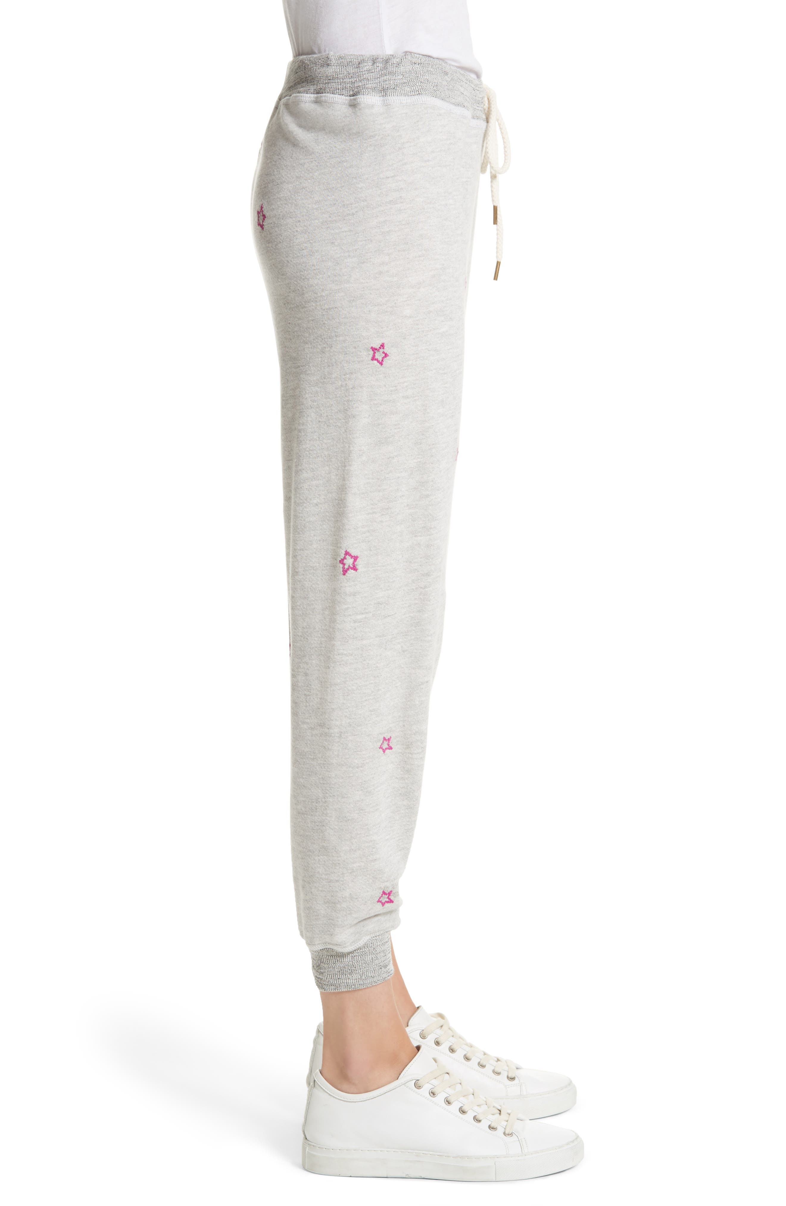 The Cropped Sweatpants,                             Alternate thumbnail 5, color,