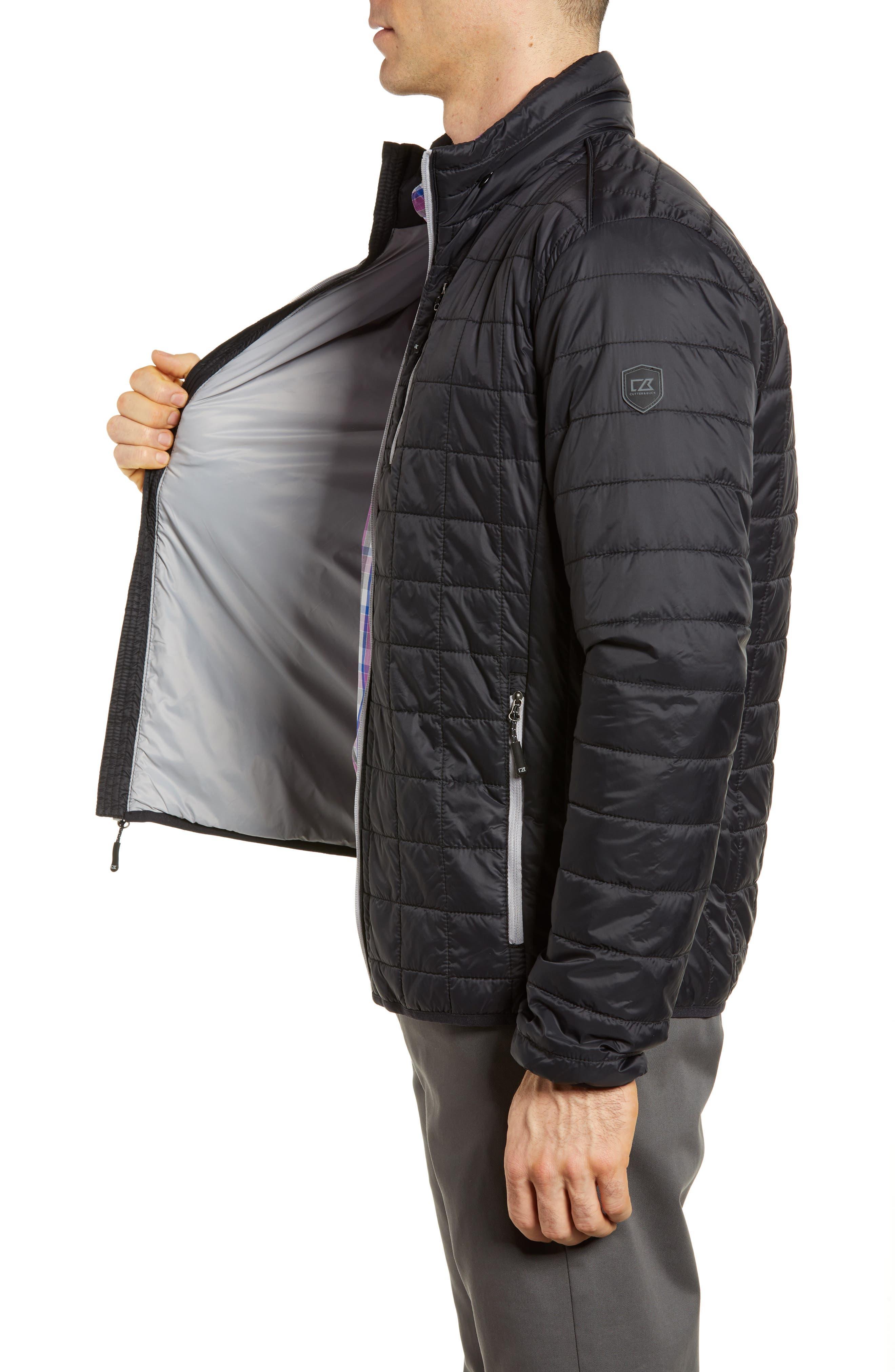 Rainier PrimaLoft<sup>®</sup> Insulated Jacket,                             Alternate thumbnail 3, color,                             001