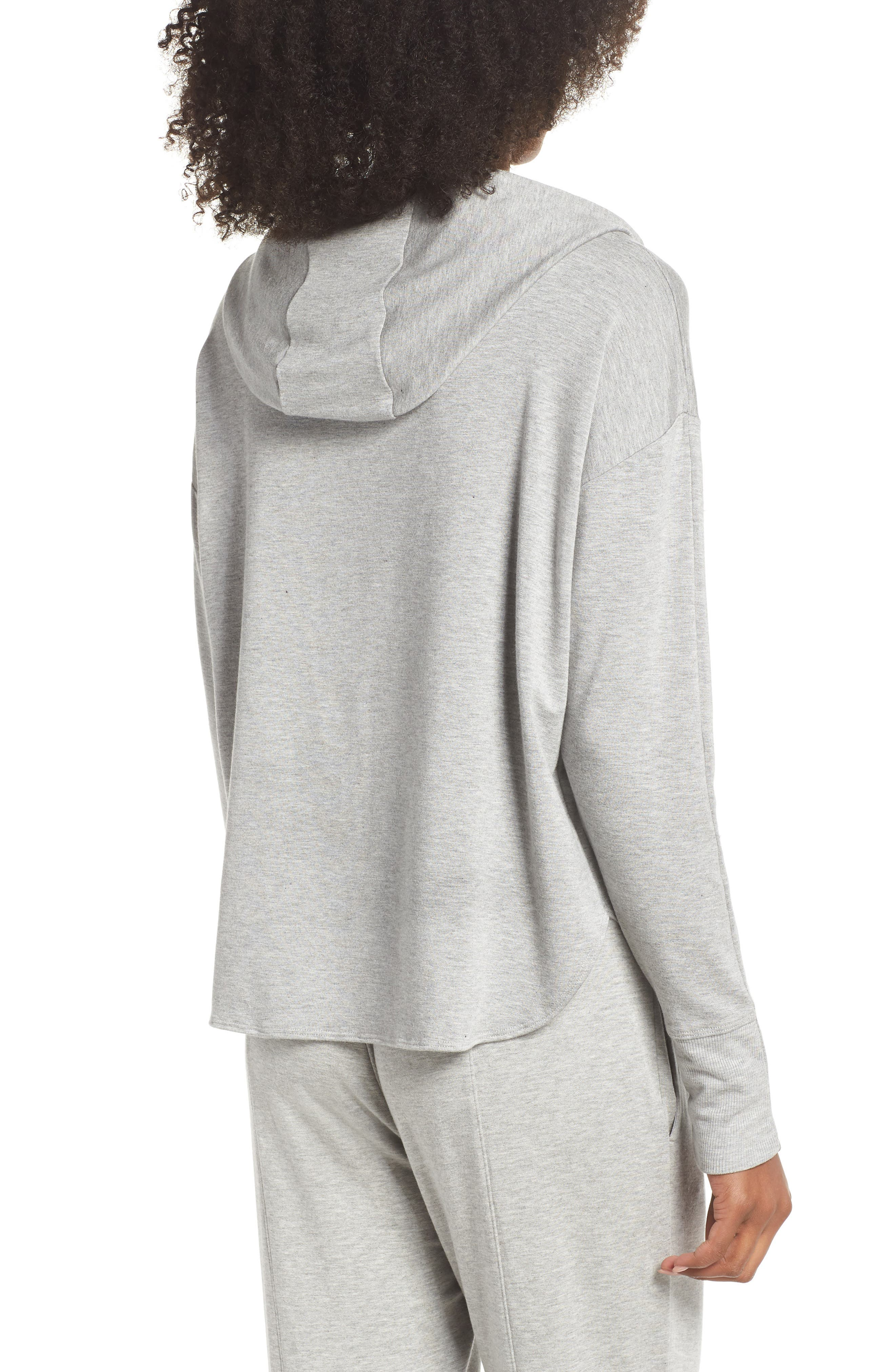 Pacific Hoodie,                             Alternate thumbnail 2, color,                             LIGHT HEATHER GREY