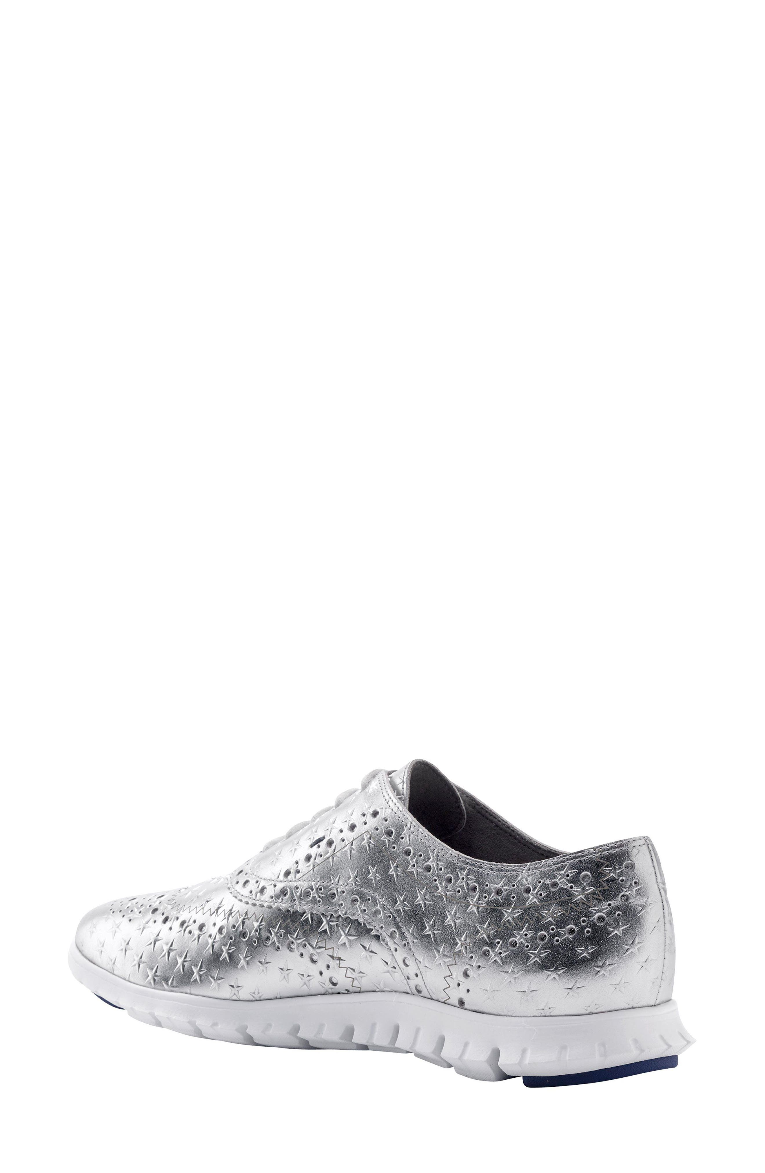 'ZeroGrand' Perforated Wingtip,                             Alternate thumbnail 72, color,