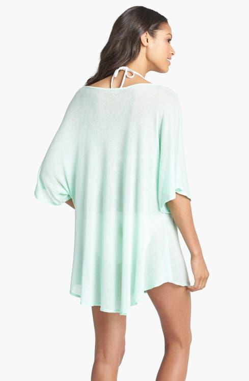 9b8cfd80bf735 Wildfox  Pineapple  Tunic Cover-Up
