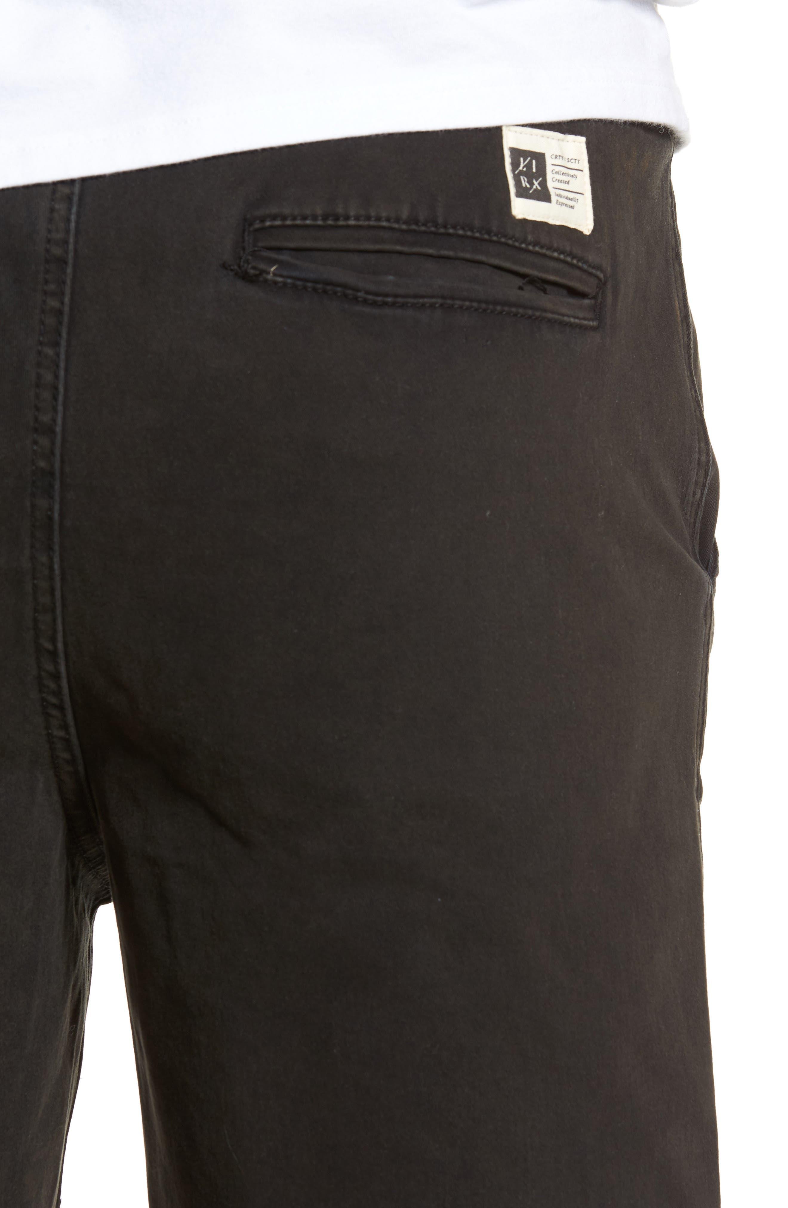 Frazier Walk Shorts,                             Alternate thumbnail 4, color,                             001