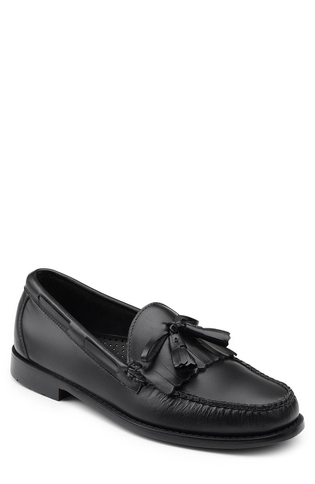 'Lawrence' Tassel Loafer,                             Main thumbnail 1, color,