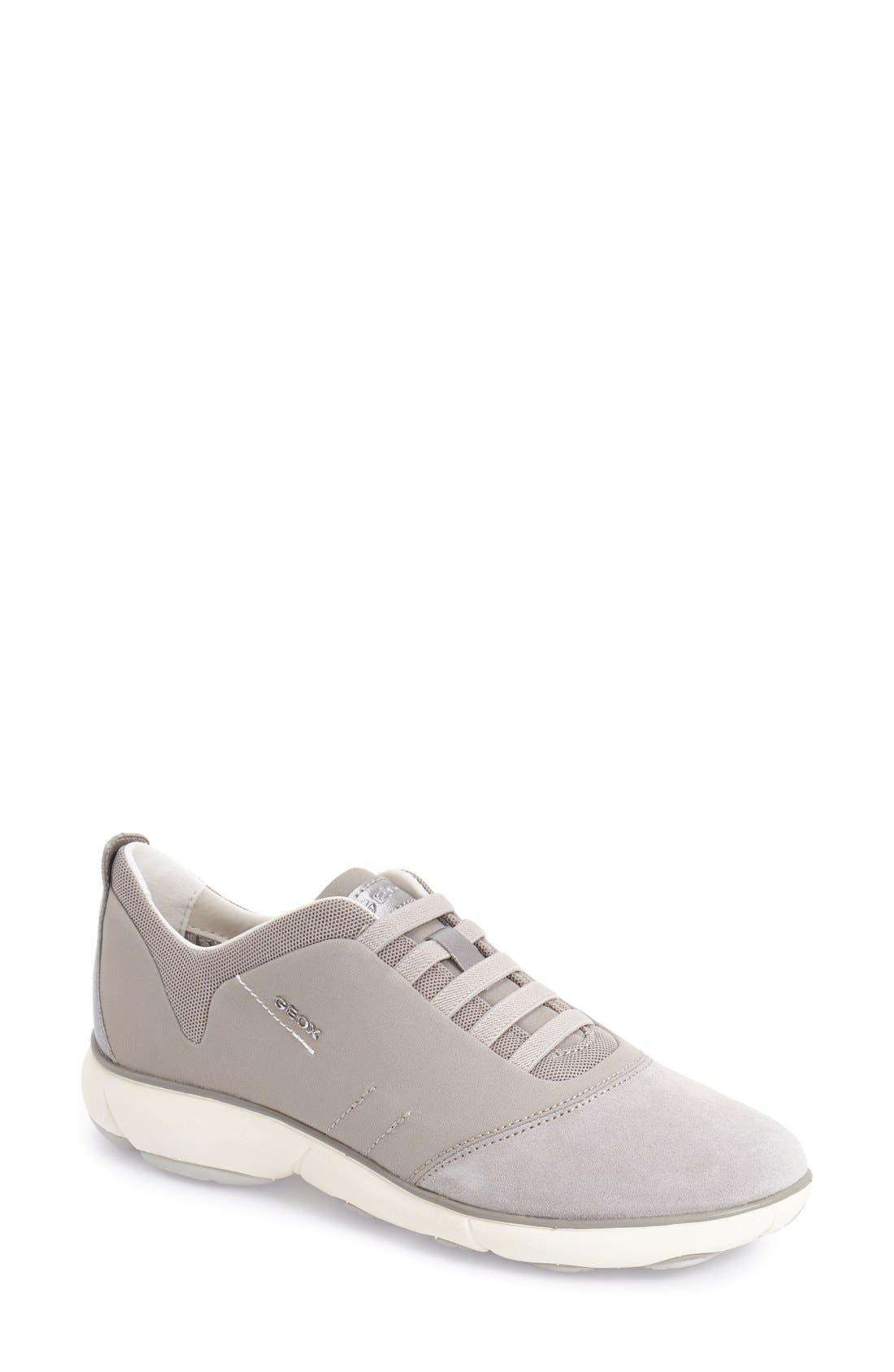 GEOX,                             Nebula Sneaker,                             Main thumbnail 1, color,                             050