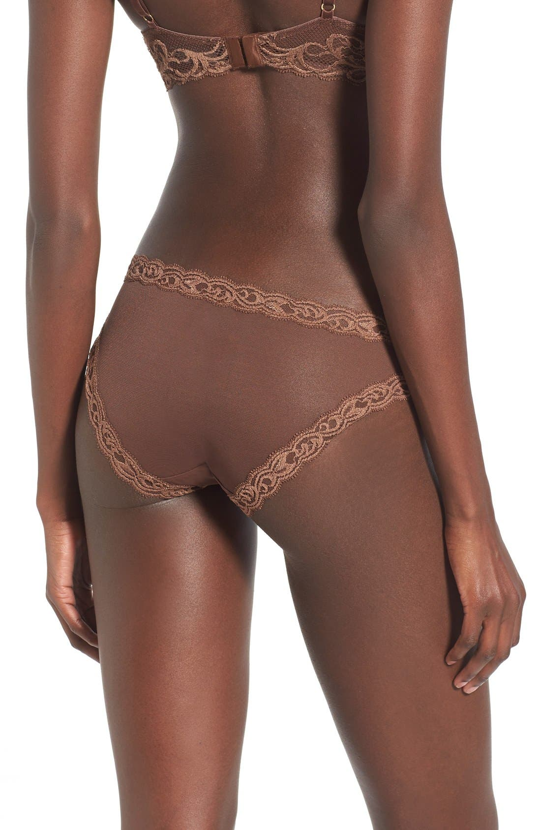 Feathers Hipster Briefs,                             Alternate thumbnail 115, color,
