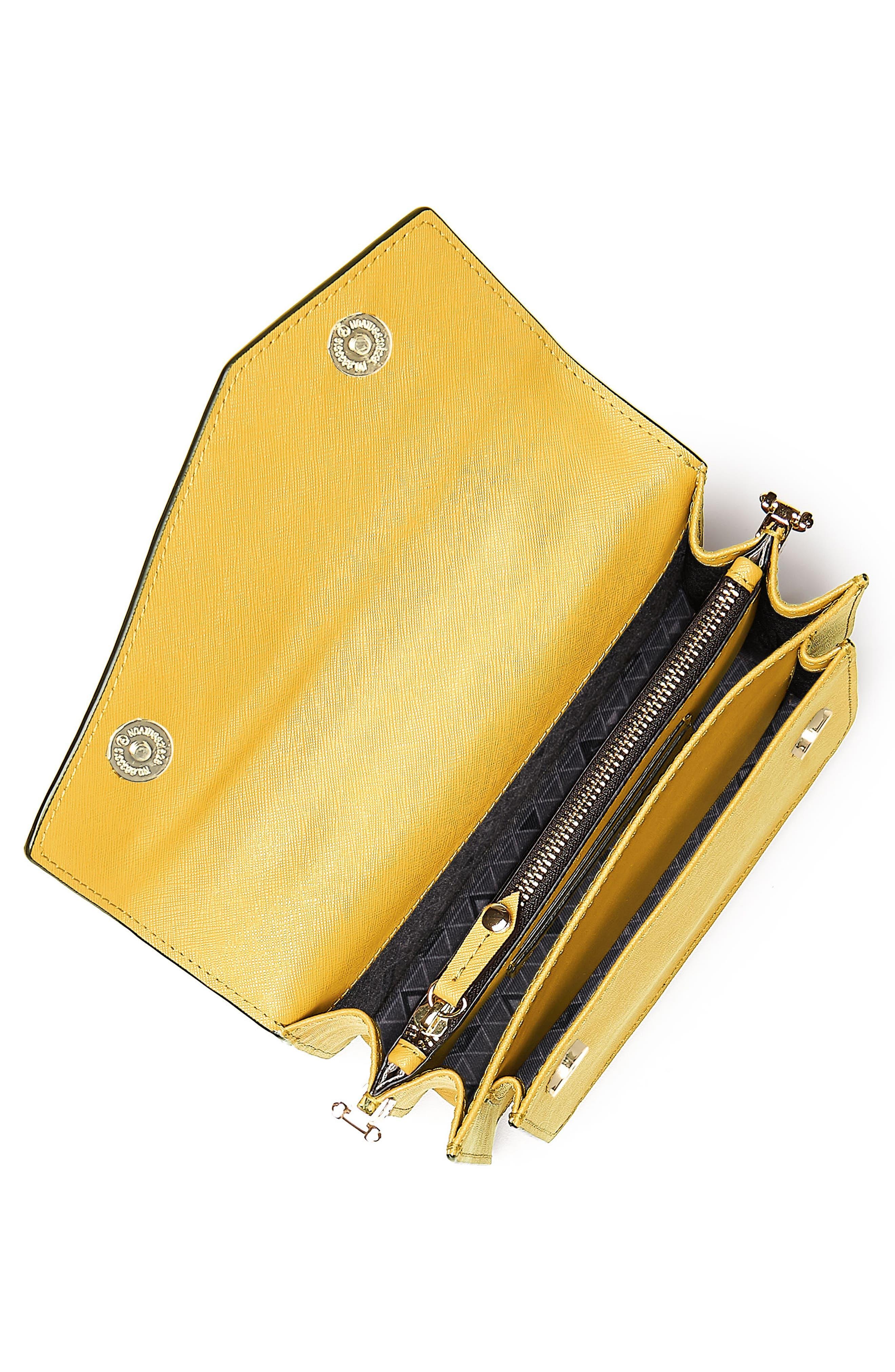 Cobble Hill Leather Crossbody Bag,                             Alternate thumbnail 95, color,