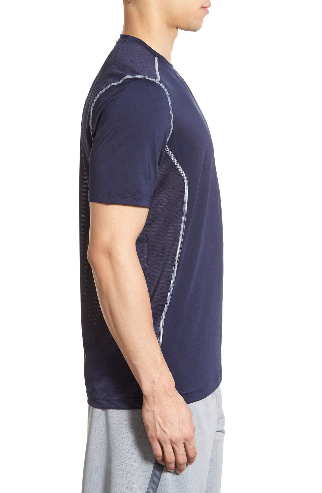 'Raid' HeatGear<sup>®</sup> Training T-Shirt,                             Alternate thumbnail 89, color,