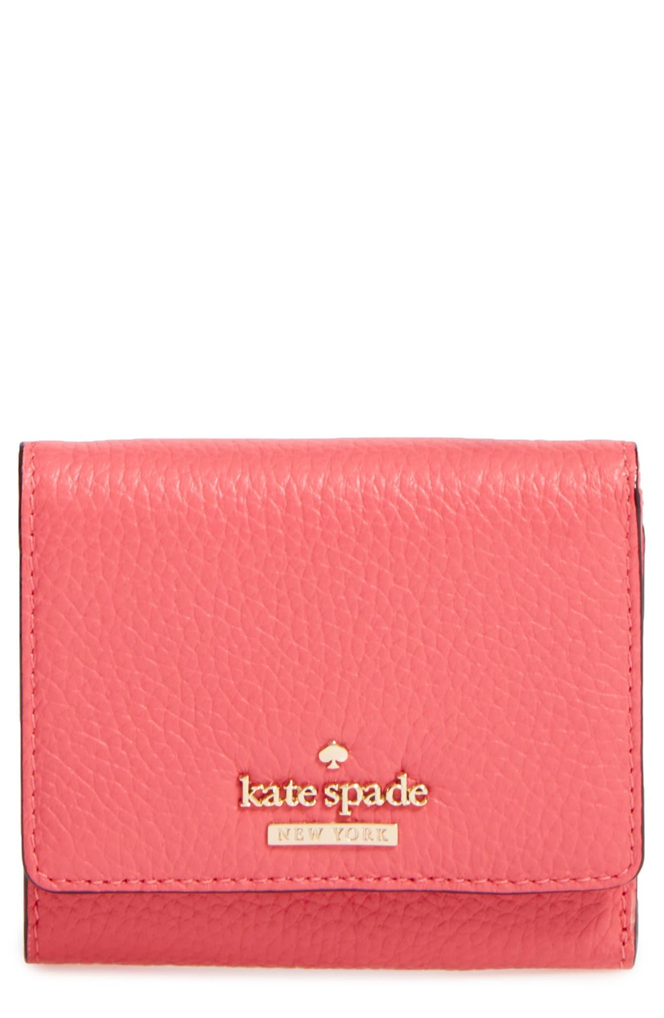 jackson street jada leather wallet,                             Main thumbnail 8, color,