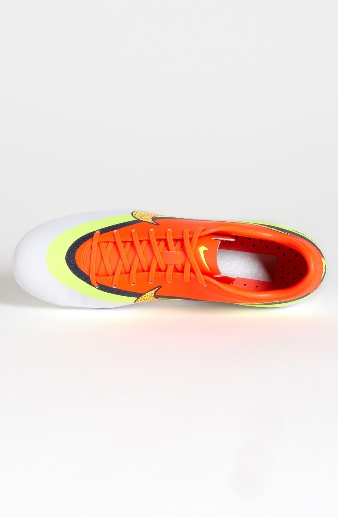 'Mercurial Veloce CR FG' Soccer Cleat,                             Alternate thumbnail 3, color,                             174