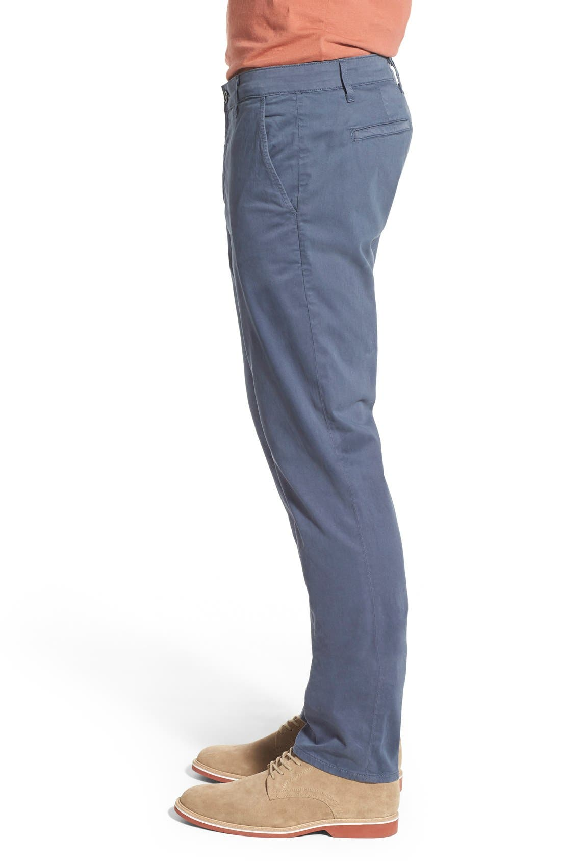 'The Lux' Tailored Straight Leg Chinos,                             Alternate thumbnail 36, color,