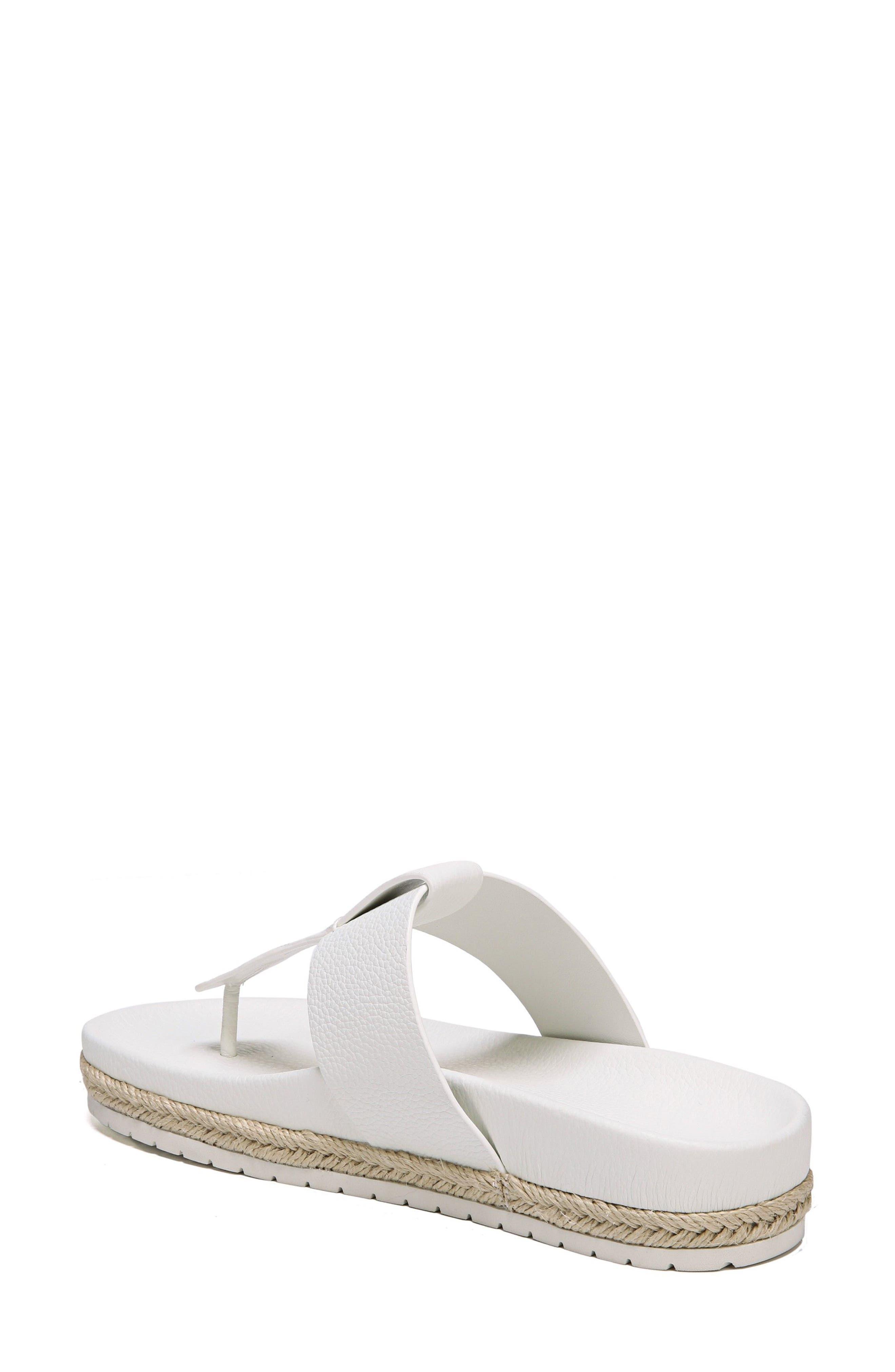 Avani T-Strap Flat Sandal,                             Alternate thumbnail 7, color,