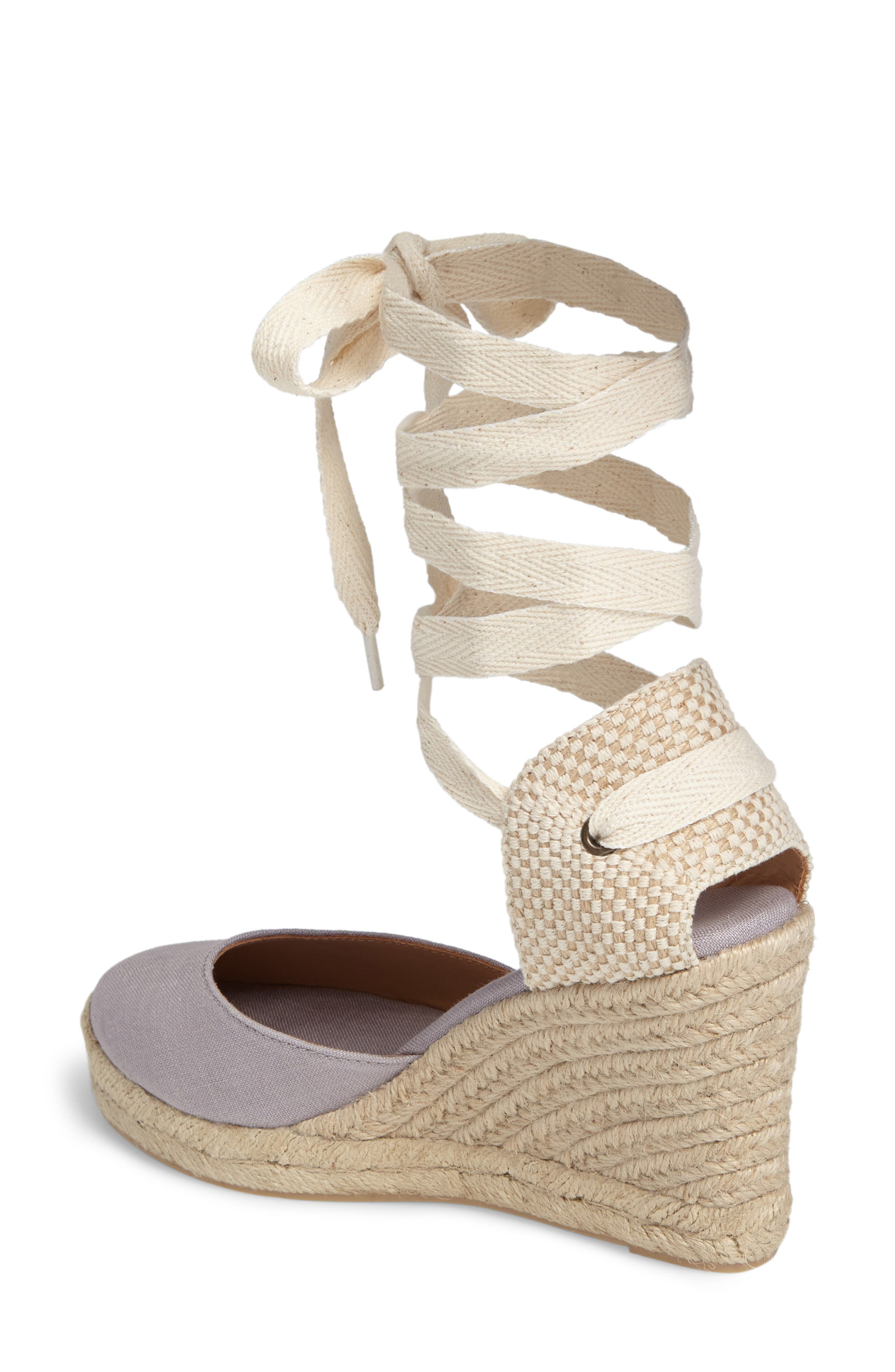 Tall Wedge Espadrille,                             Alternate thumbnail 2, color,                             020