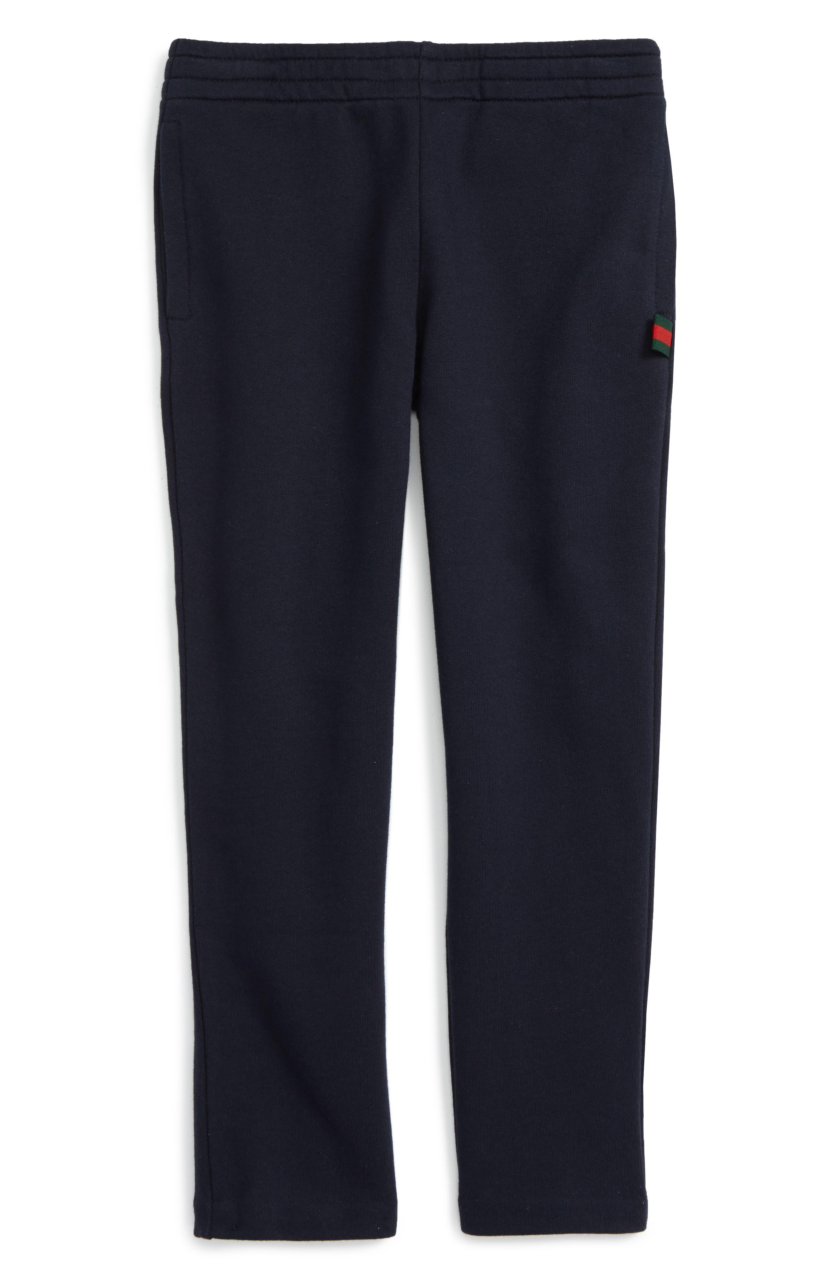 Slim Jogger Pants,                         Main,                         color, INK MULTI