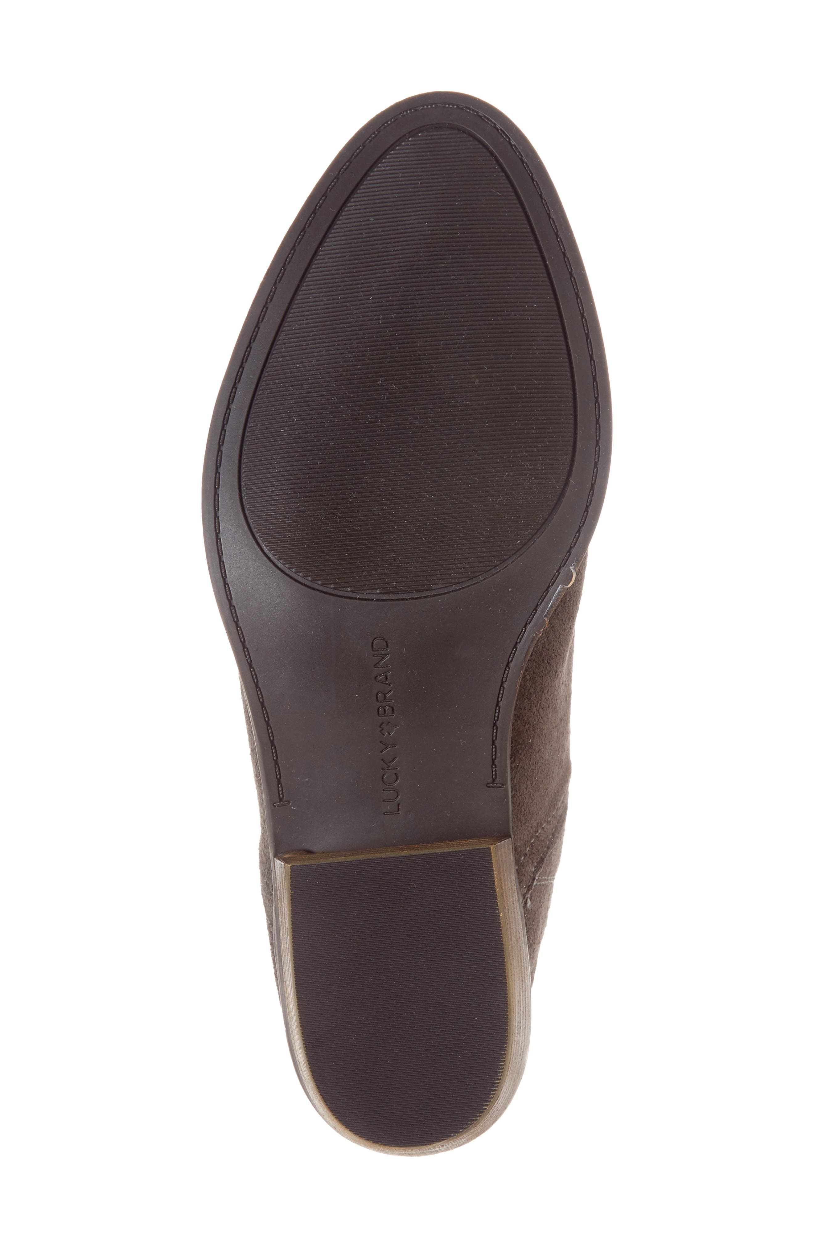 Fausst Bootie,                             Alternate thumbnail 6, color,                             PERISCOPE LEATHER