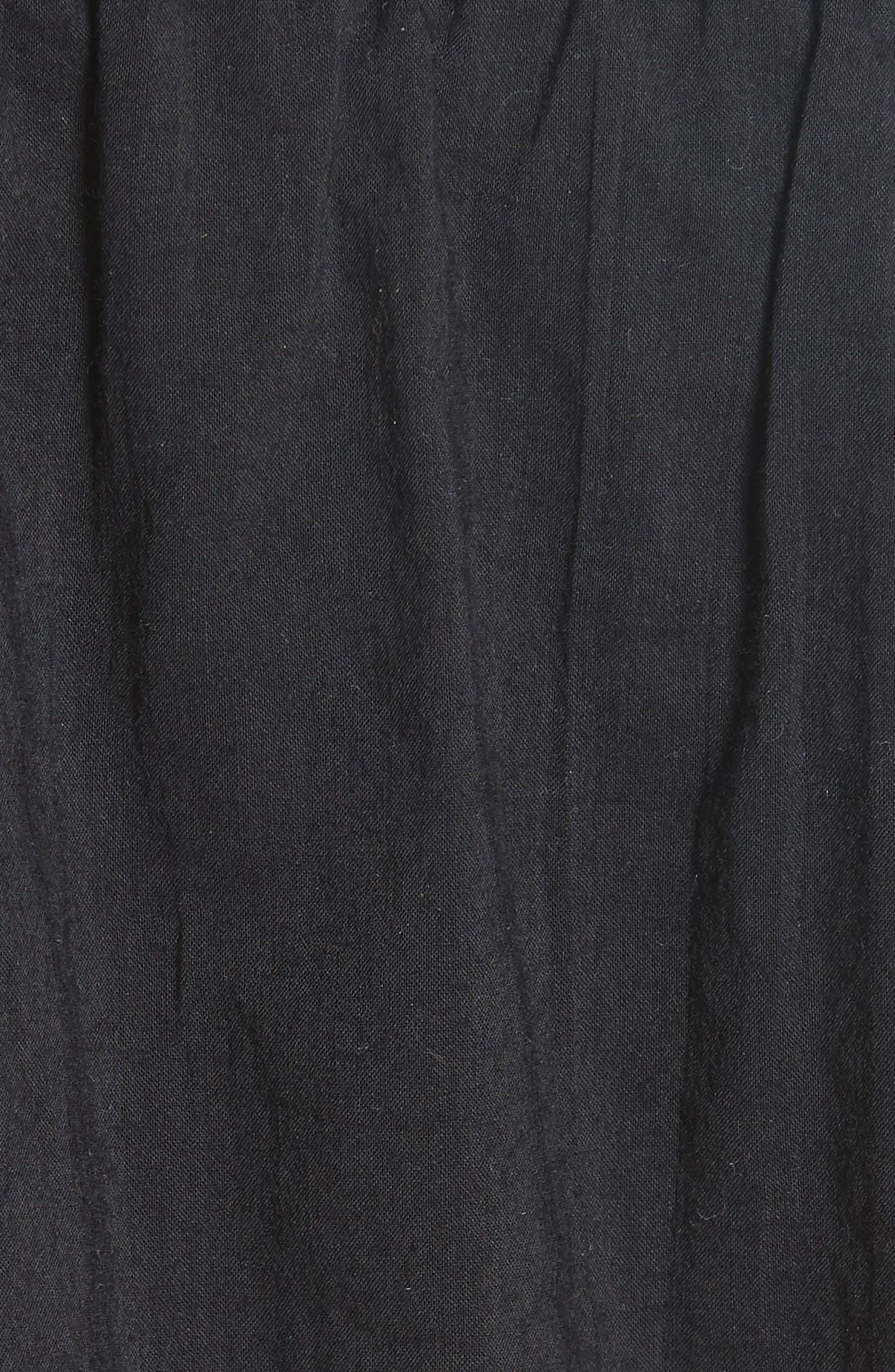 No Lies Bodysuit,                             Alternate thumbnail 5, color,                             001