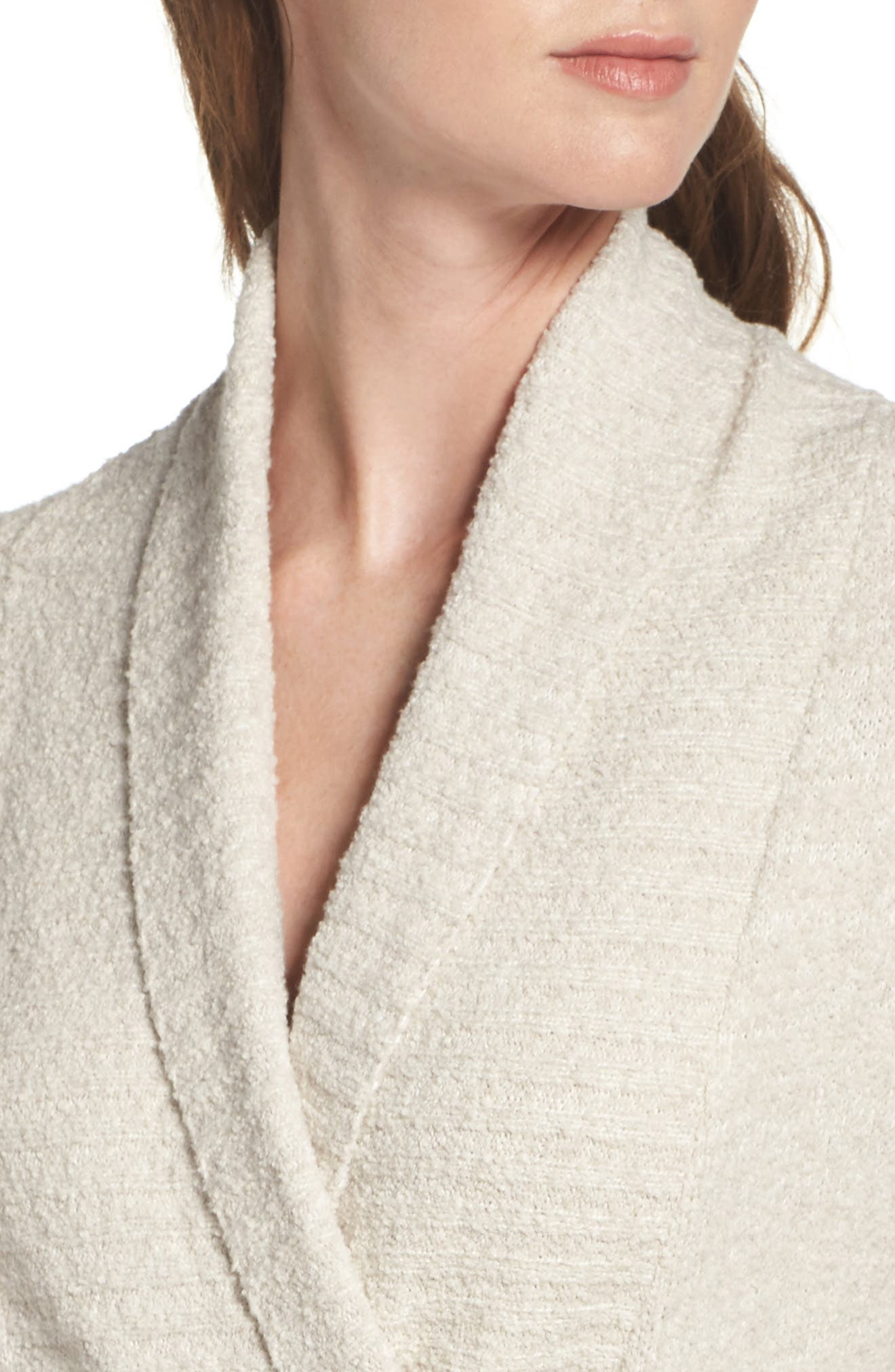 Britta Plush Robe,                             Alternate thumbnail 4, color,                             900
