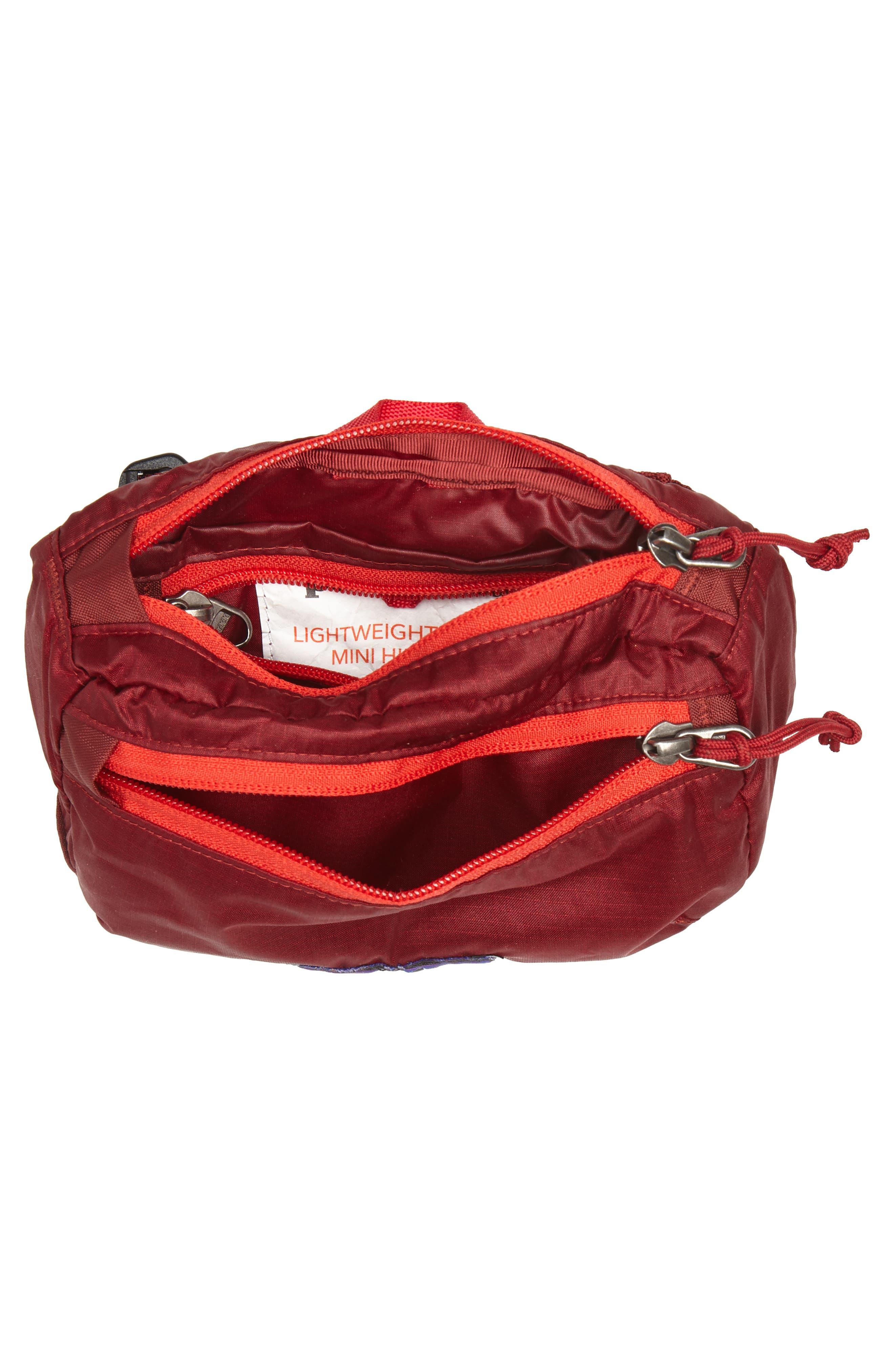 Travel Belt Bag,                             Alternate thumbnail 25, color,