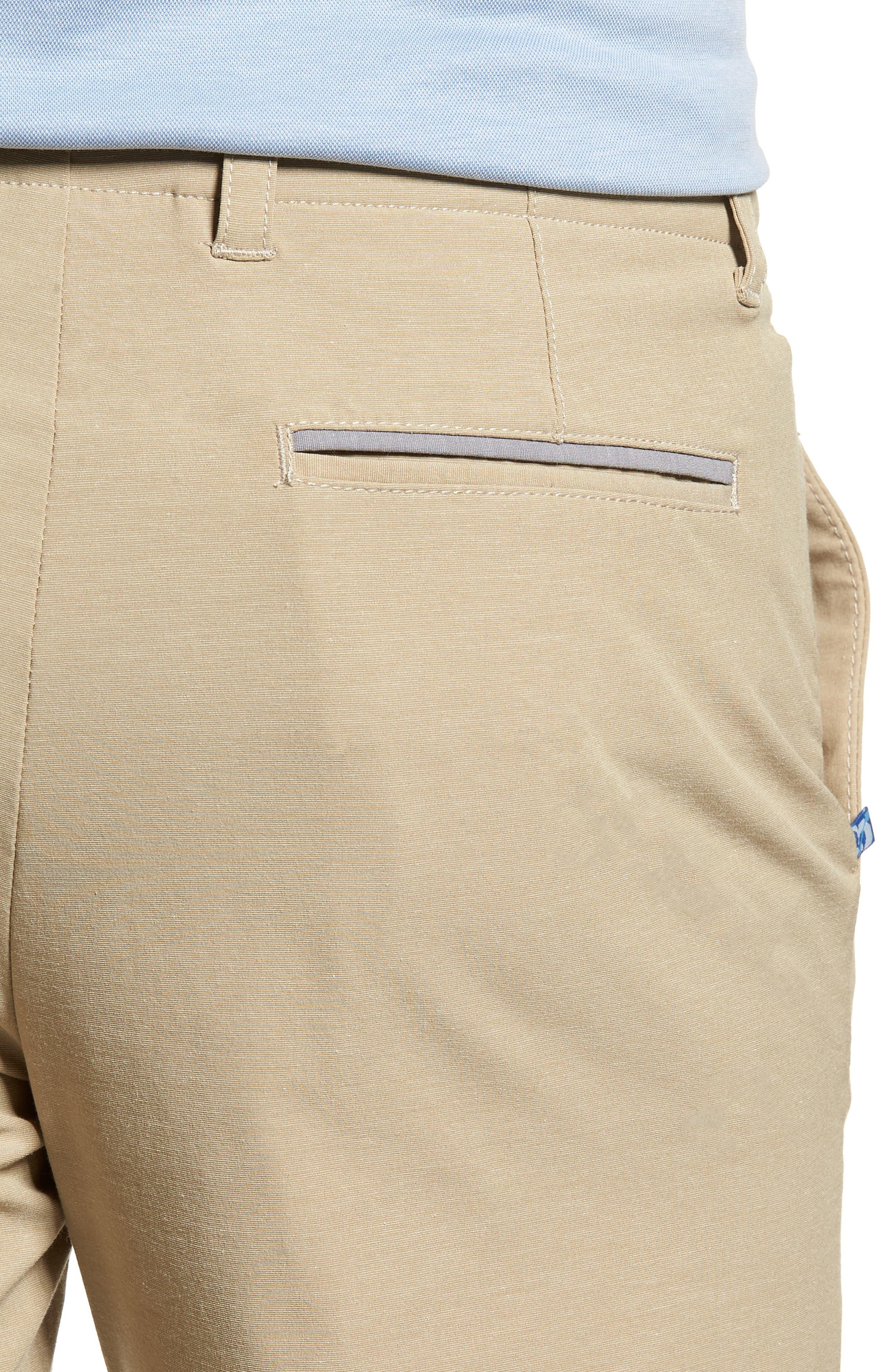 Chip & Run Shorts,                             Alternate thumbnail 4, color,                             STONE KHAKI