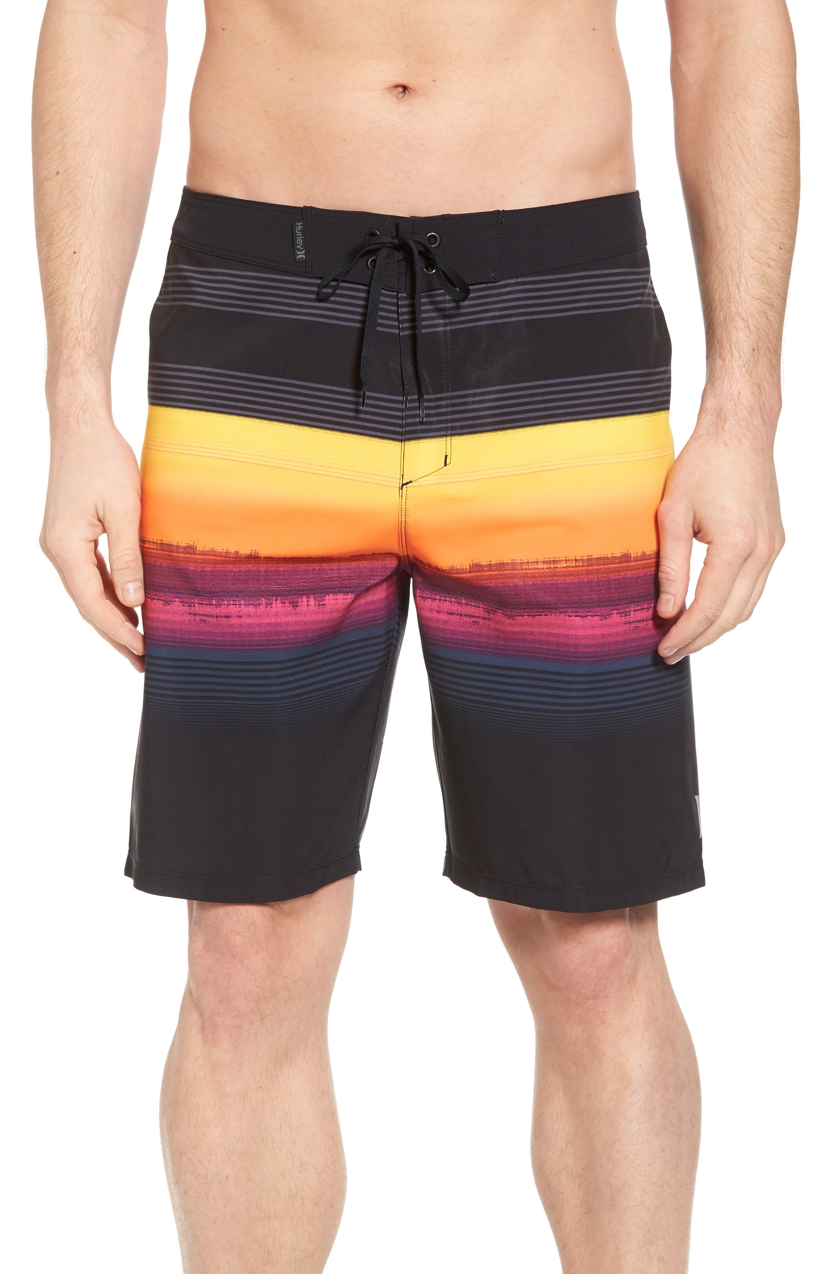 Phantom Gaviota Board Shorts,                         Main,                         color, 010