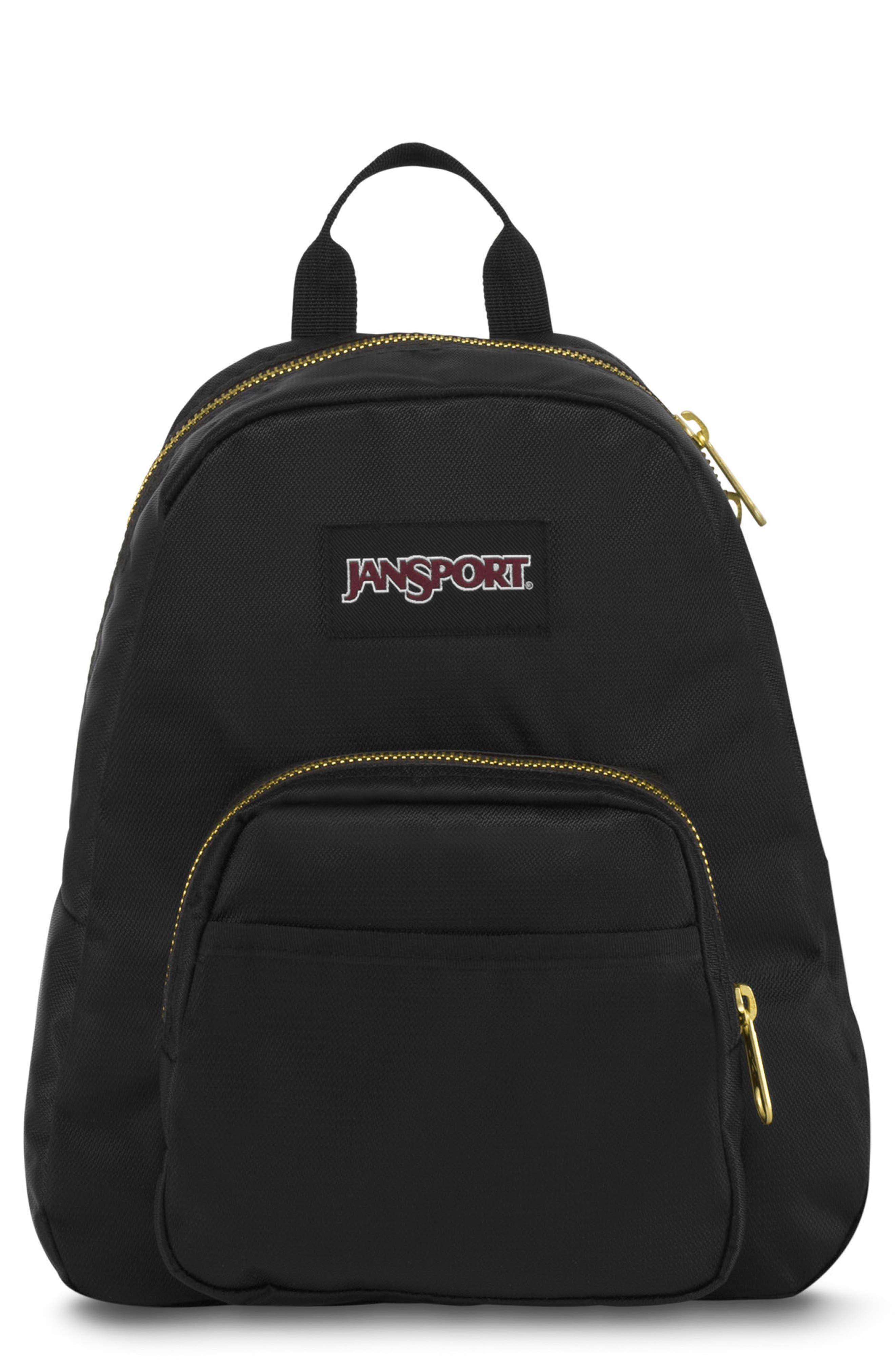 Half Pint FX Backpack,                             Main thumbnail 1, color,                             BLACK GOLD