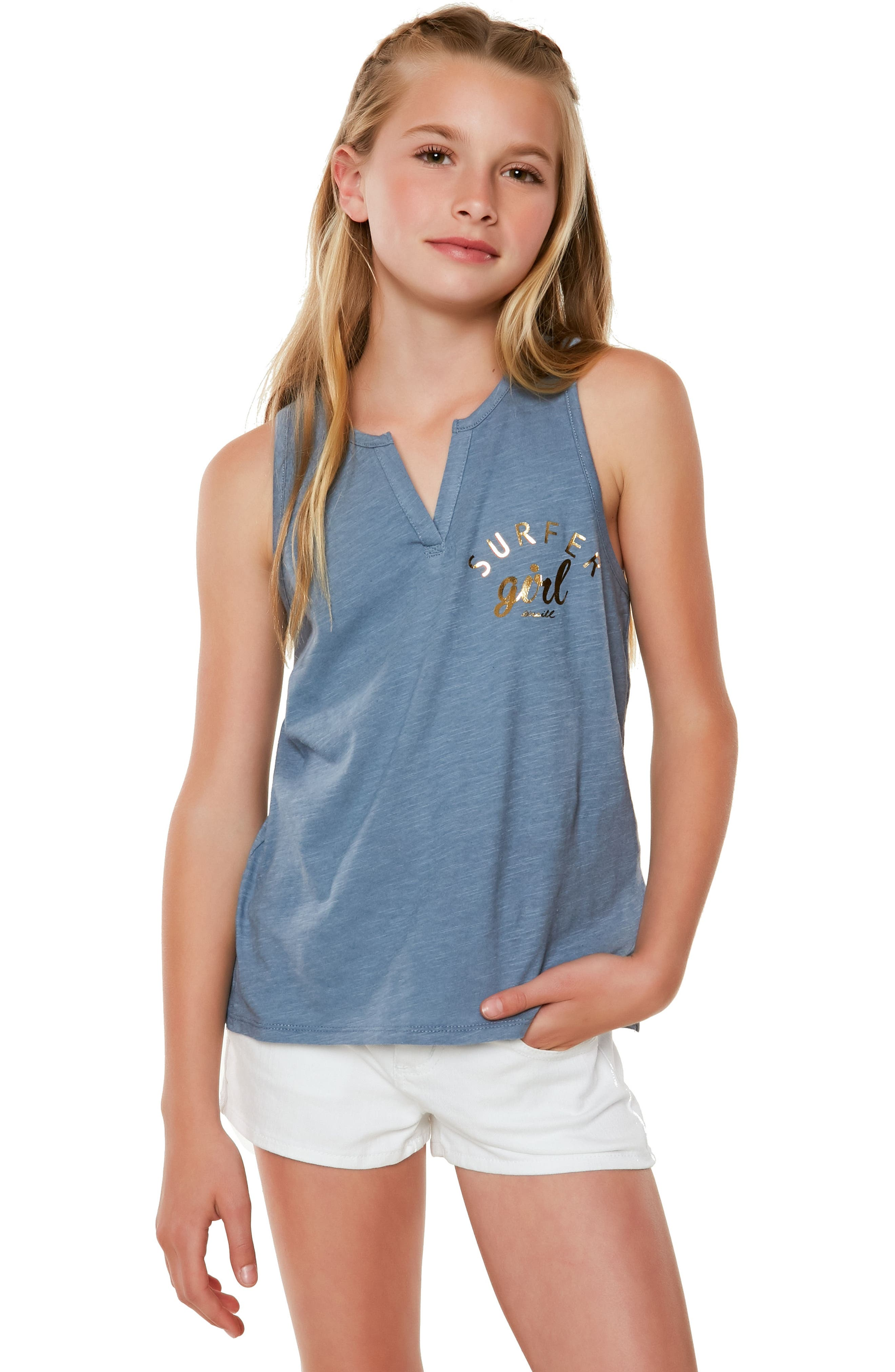 Surfer Girl Graphic Tank,                         Main,                         color,