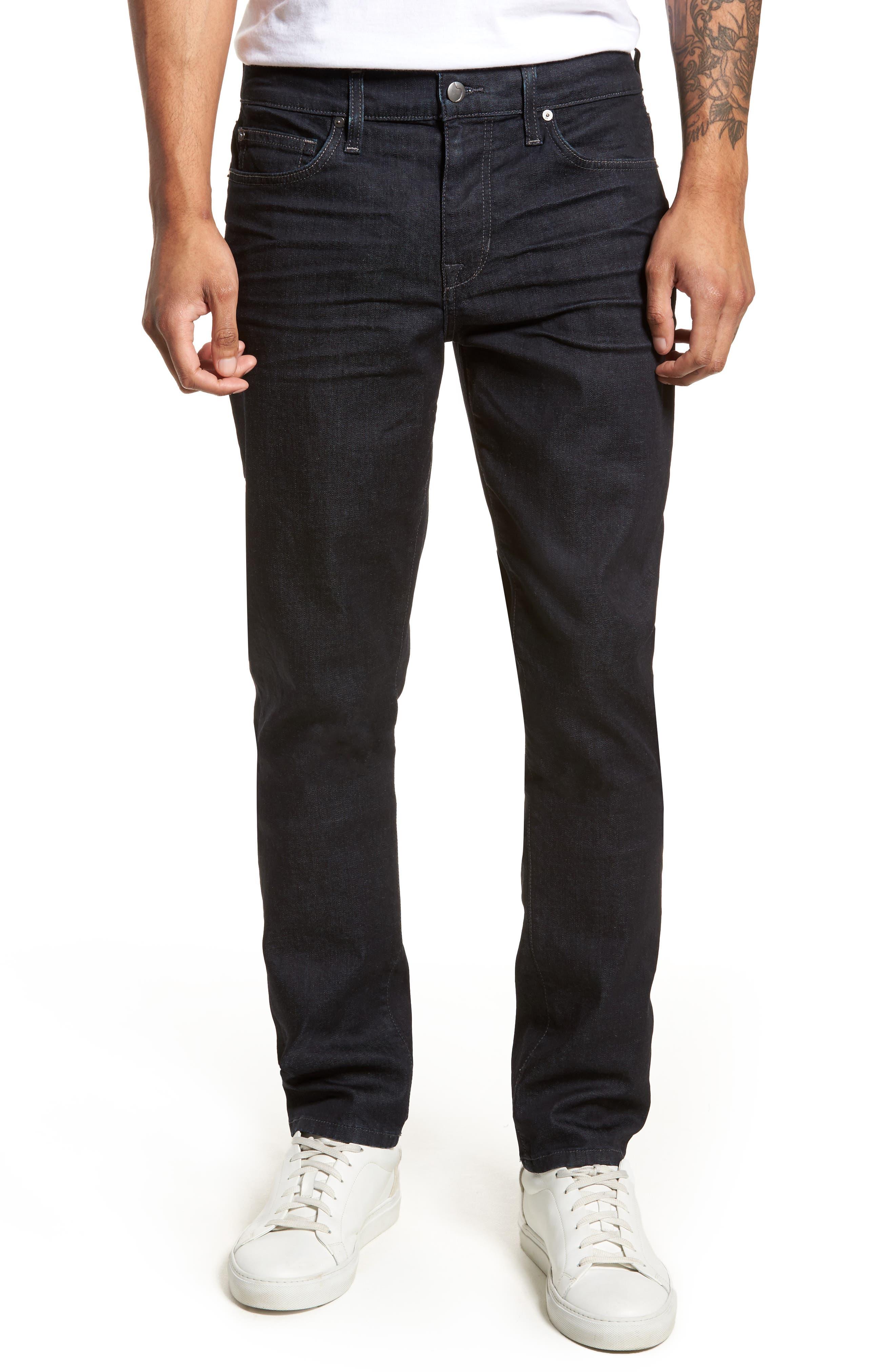 Slim Fit Jeans,                         Main,                         color, TAFT