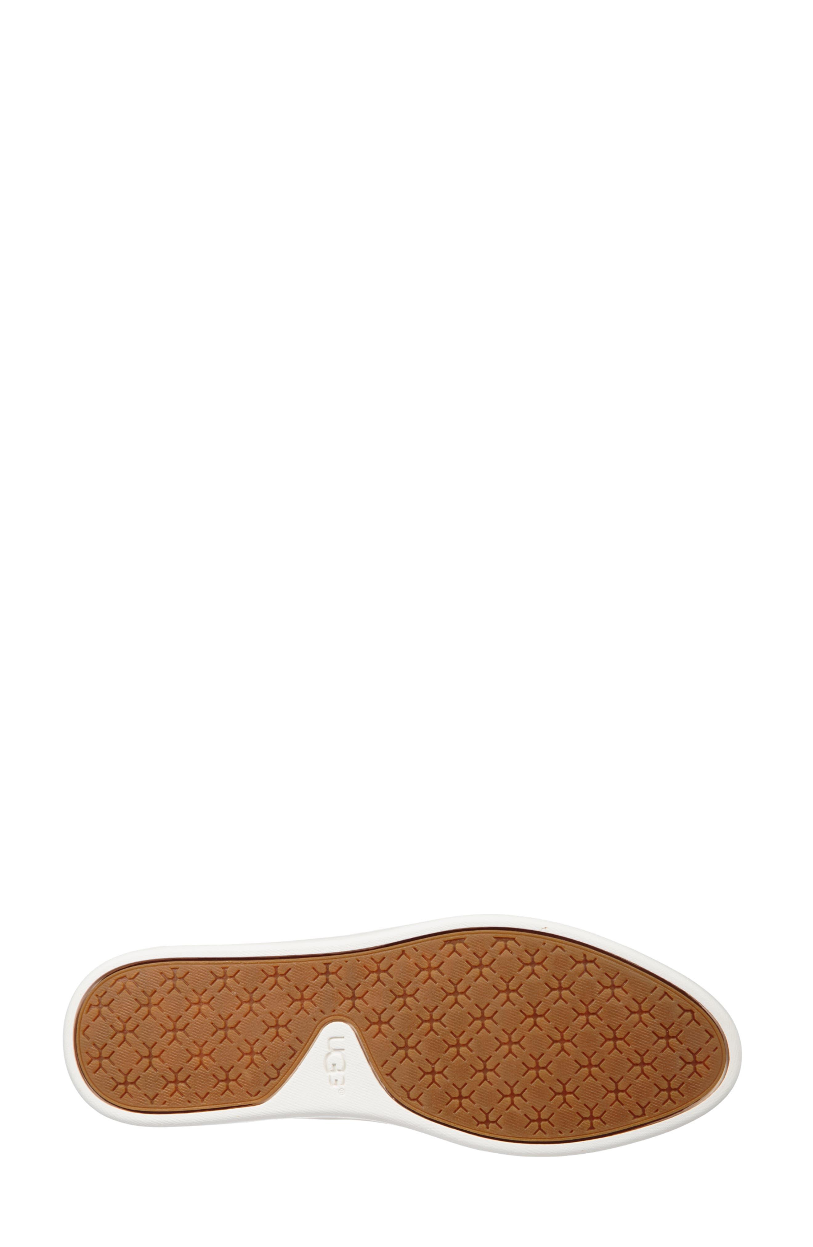 Soleda Slip-On Sneaker,                             Alternate thumbnail 5, color,                             CHARCOAL LEATHER
