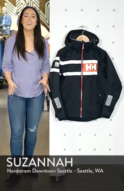 Salt Power Hooded Jacket, sales video thumbnail