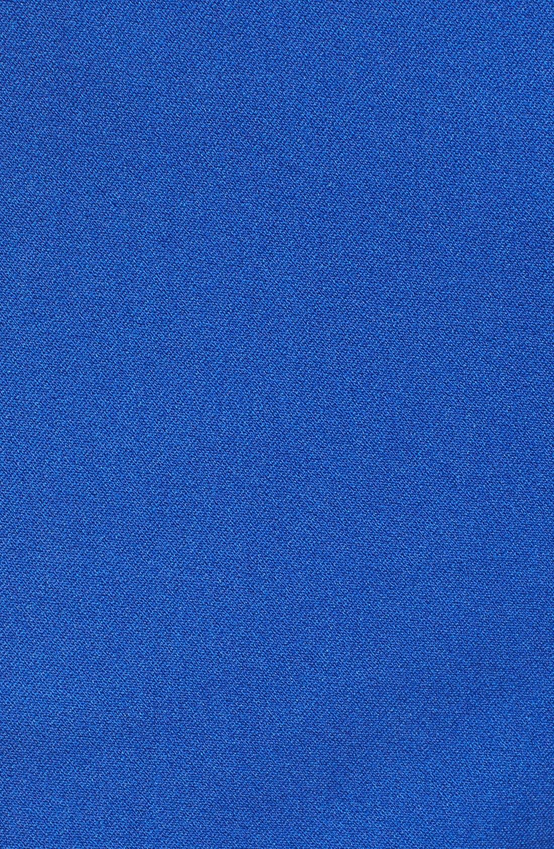 Crop Stretch Cotton Pants,                             Alternate thumbnail 98, color,