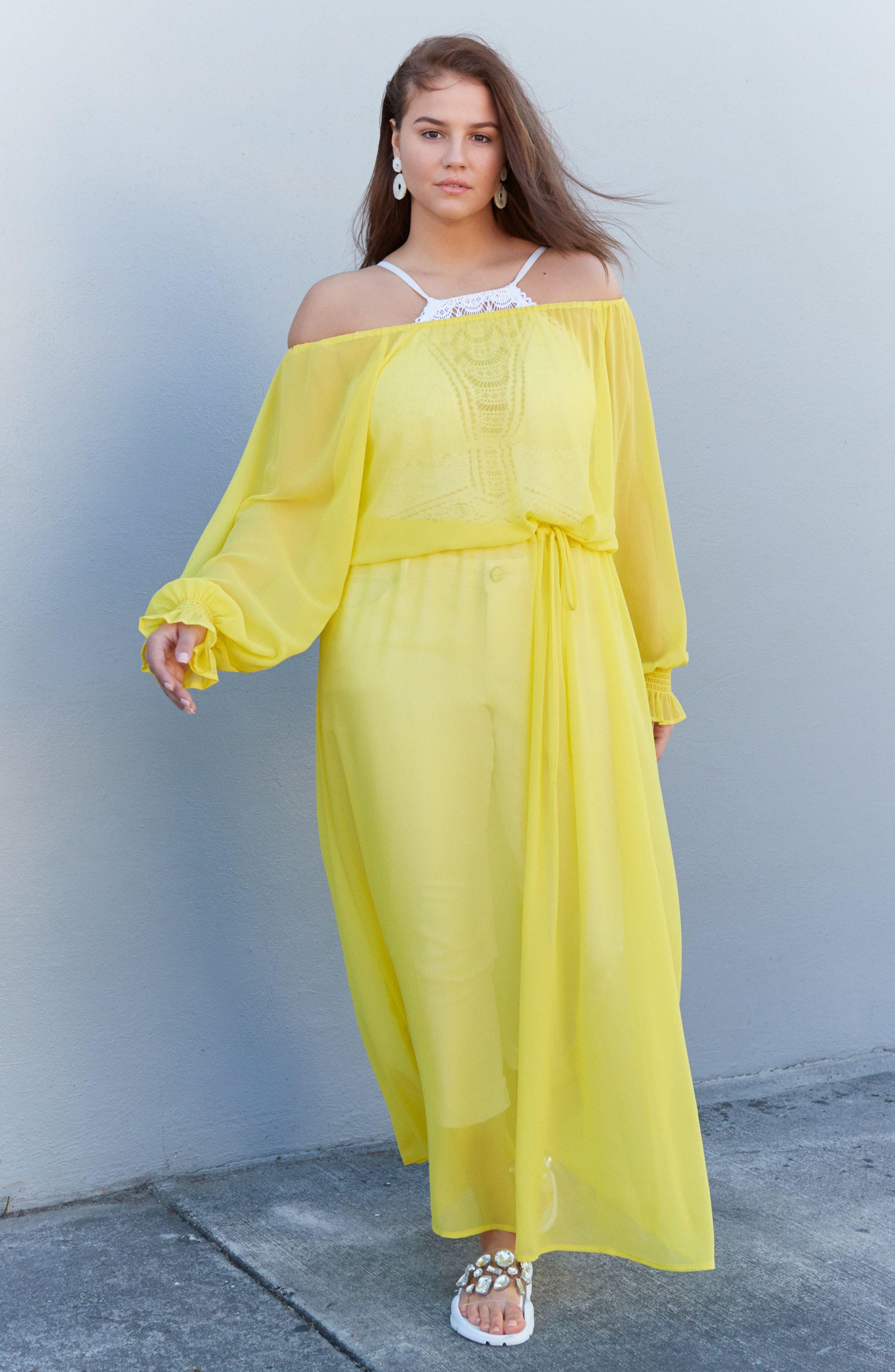 The Sulphur Maxi Dress,                             Alternate thumbnail 9, color,                             702