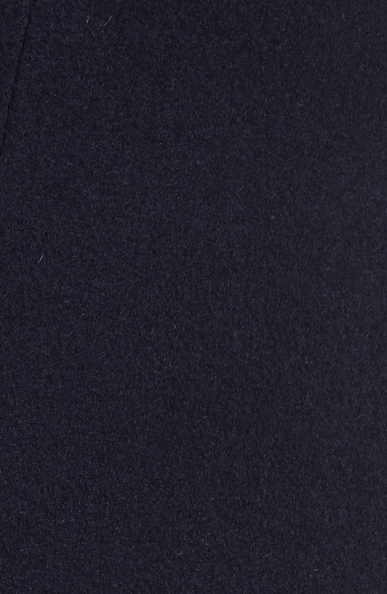 Wool Car Coat,                             Alternate thumbnail 6, color,                             004