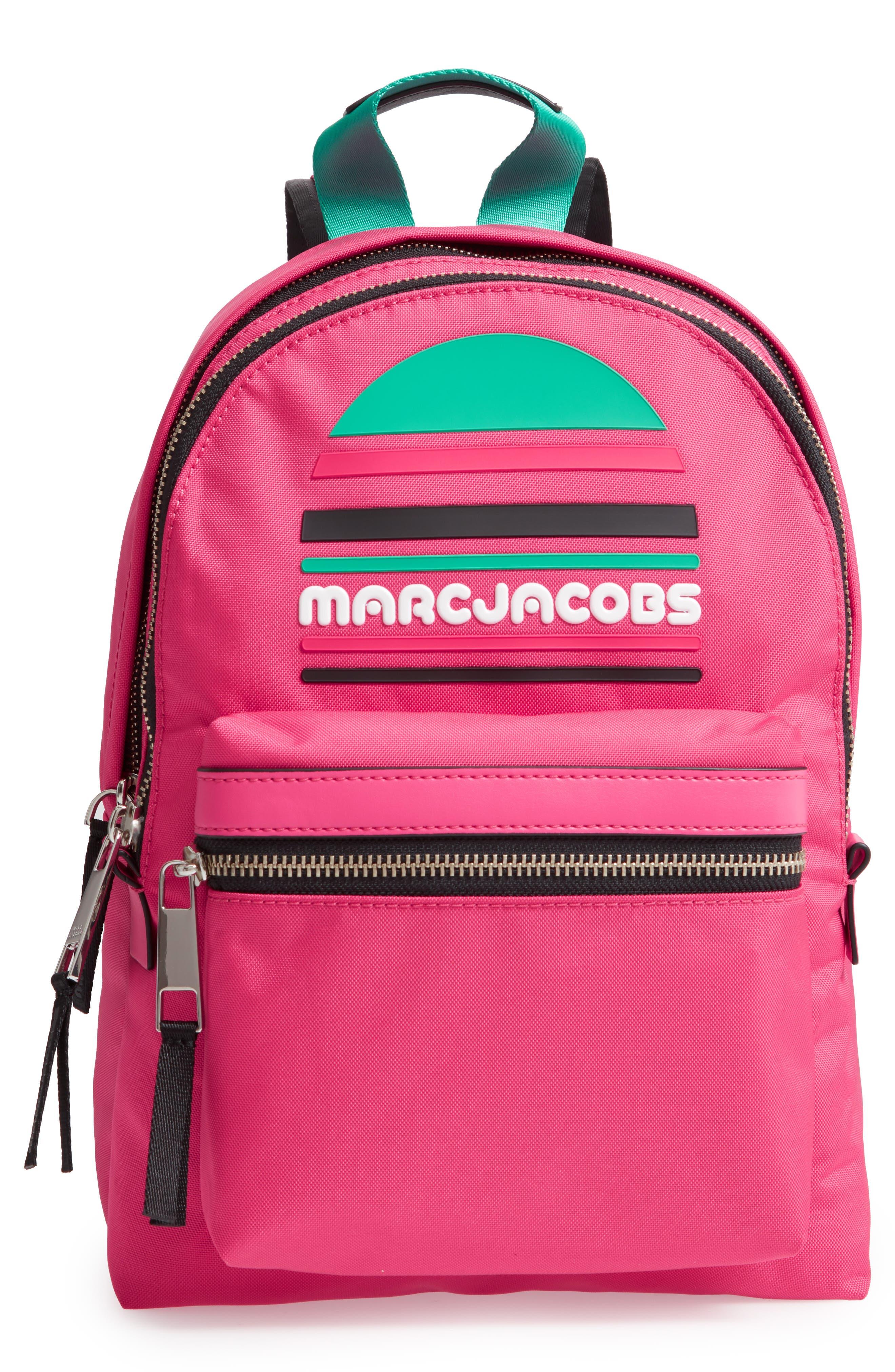 Medium Sport Trek Backpack,                         Main,                         color, PEONY