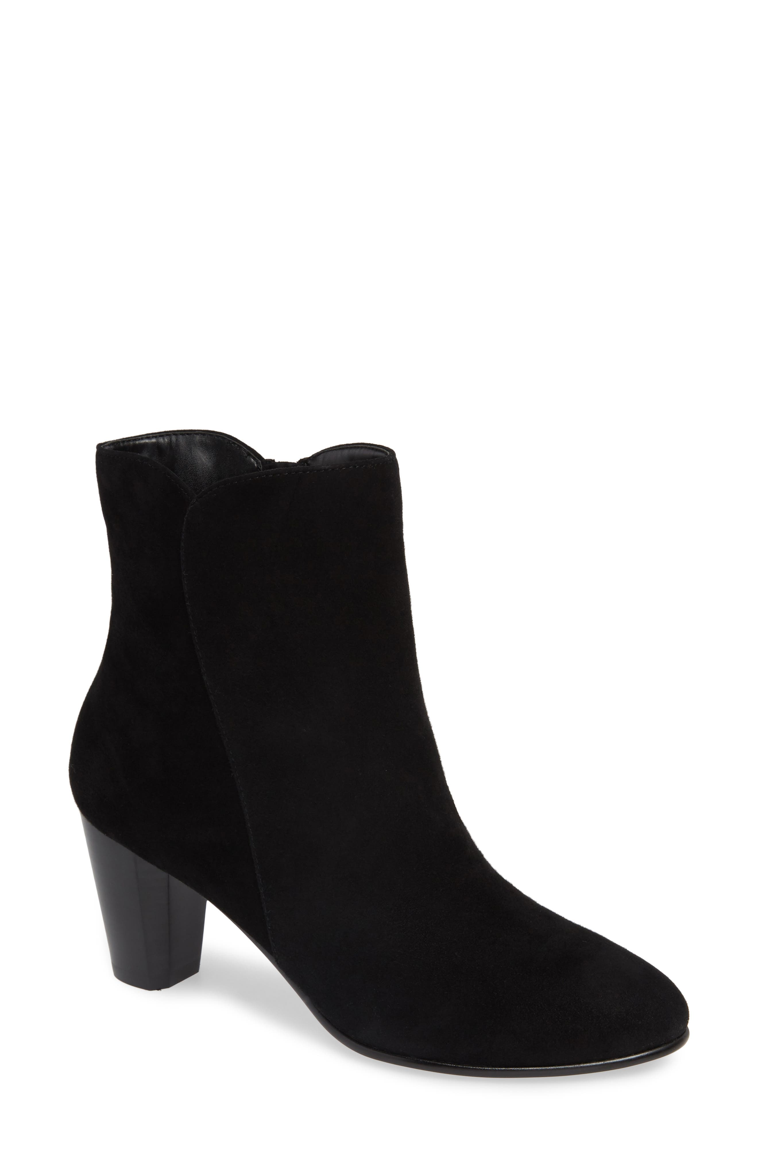 David Tate Alexa Bootie, Black