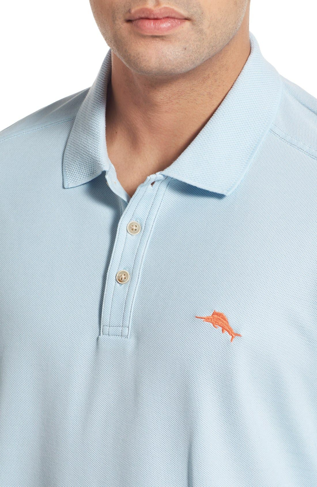 'The Emfielder' Original Fit Piqué Polo,                             Alternate thumbnail 233, color,