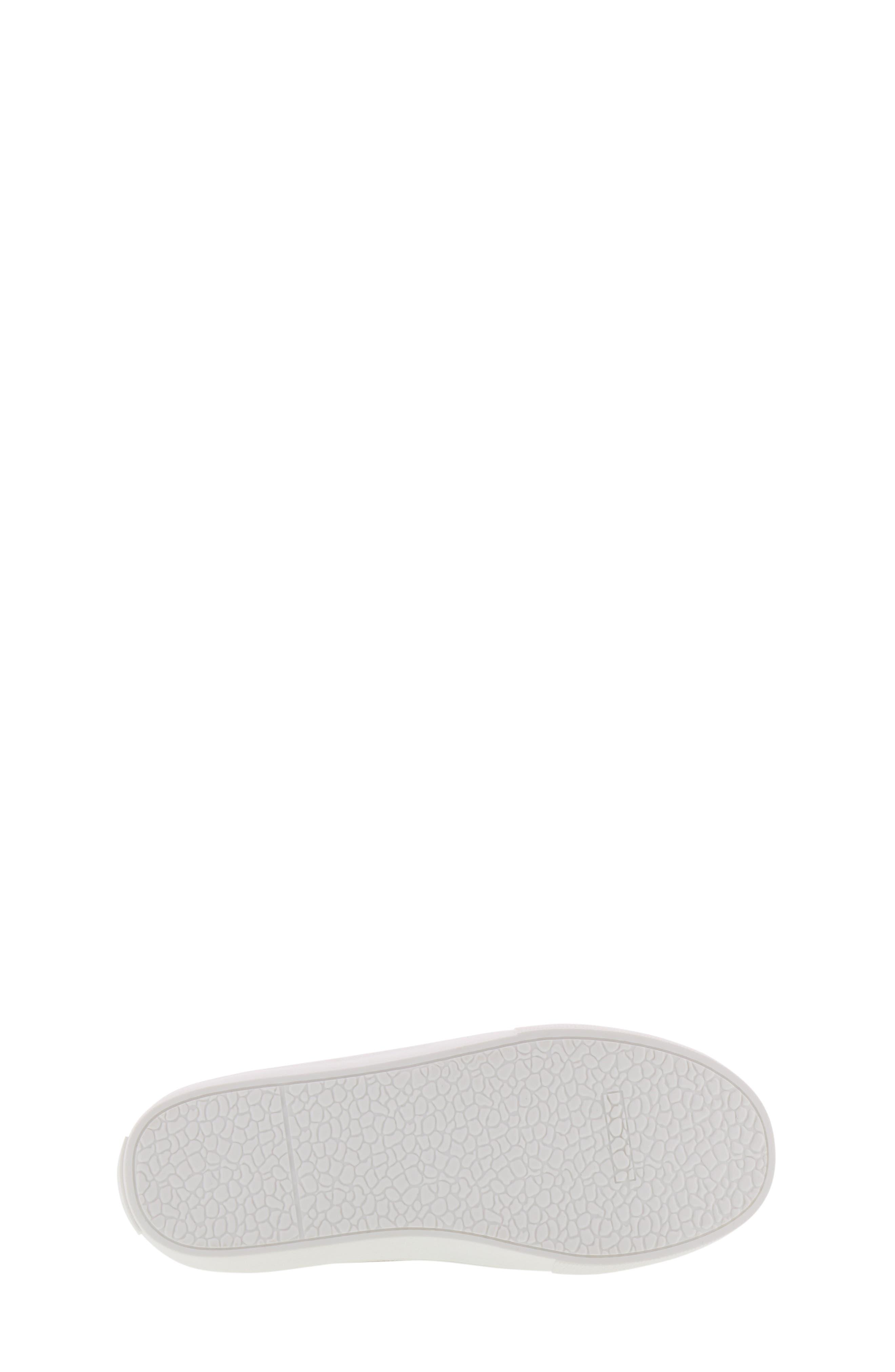 Bella Aqua Slip-On Sneaker,                             Alternate thumbnail 6, color,                             GASOLINE IRIDESCENT