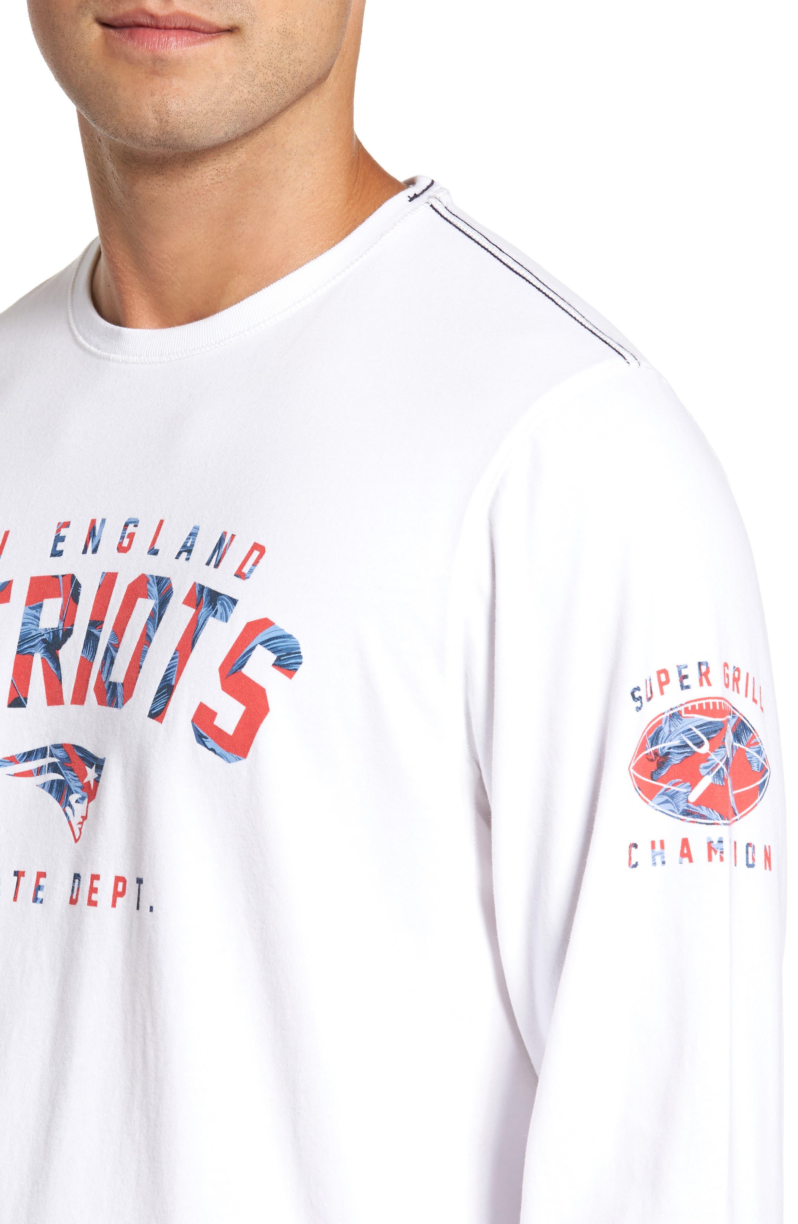 NFL Palm Action T-Shirt,                             Alternate thumbnail 4, color,                             101