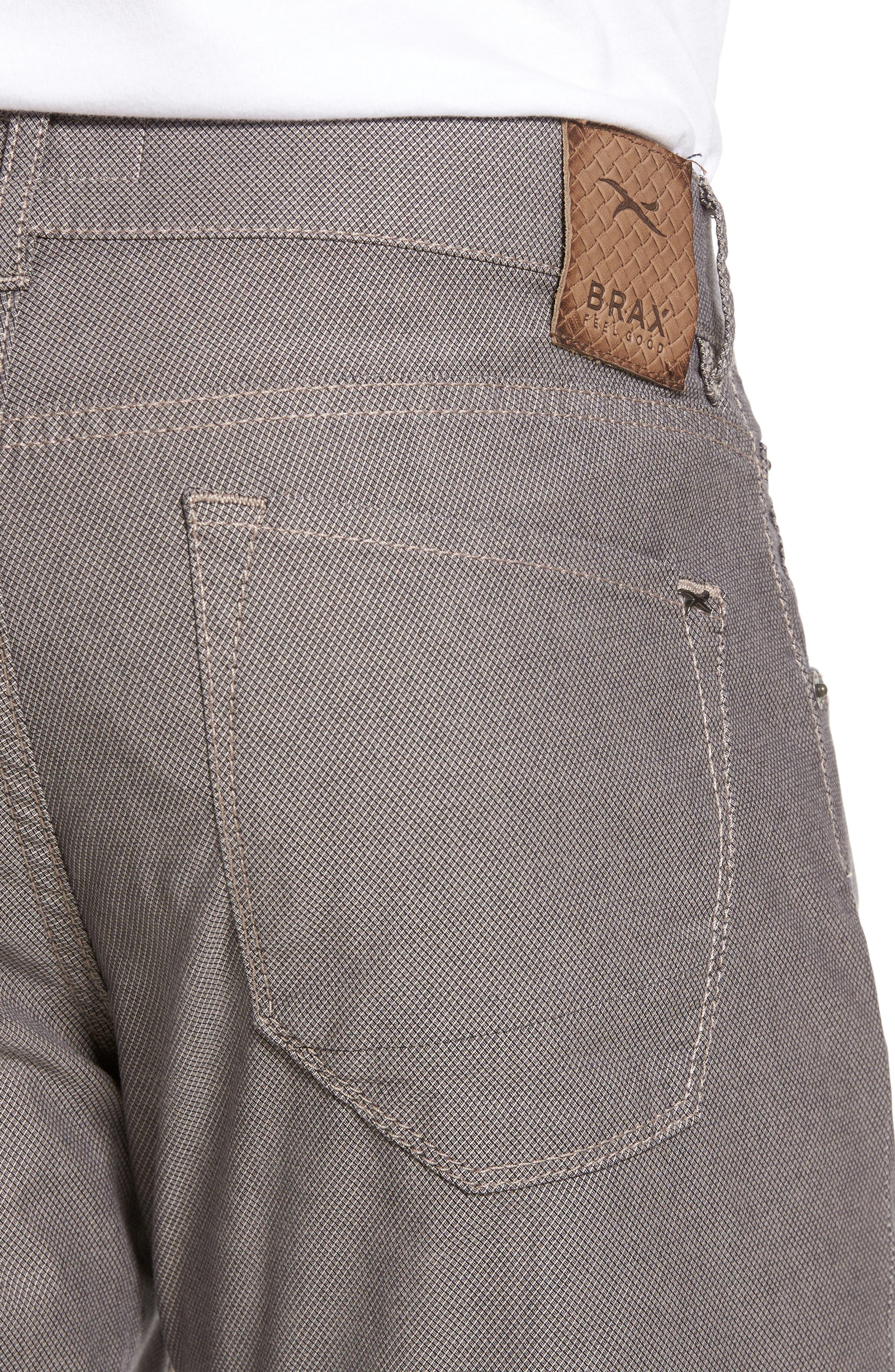 Chuck Stretch Cotton Pants,                             Alternate thumbnail 7, color,
