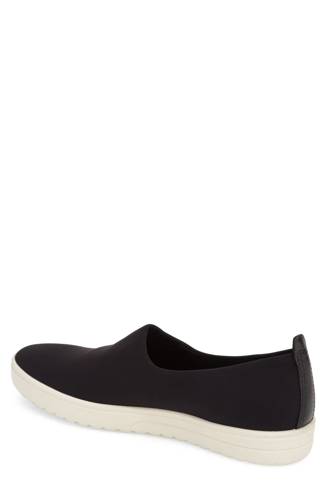'Fara' Slip-On Sneaker,                             Alternate thumbnail 5, color,