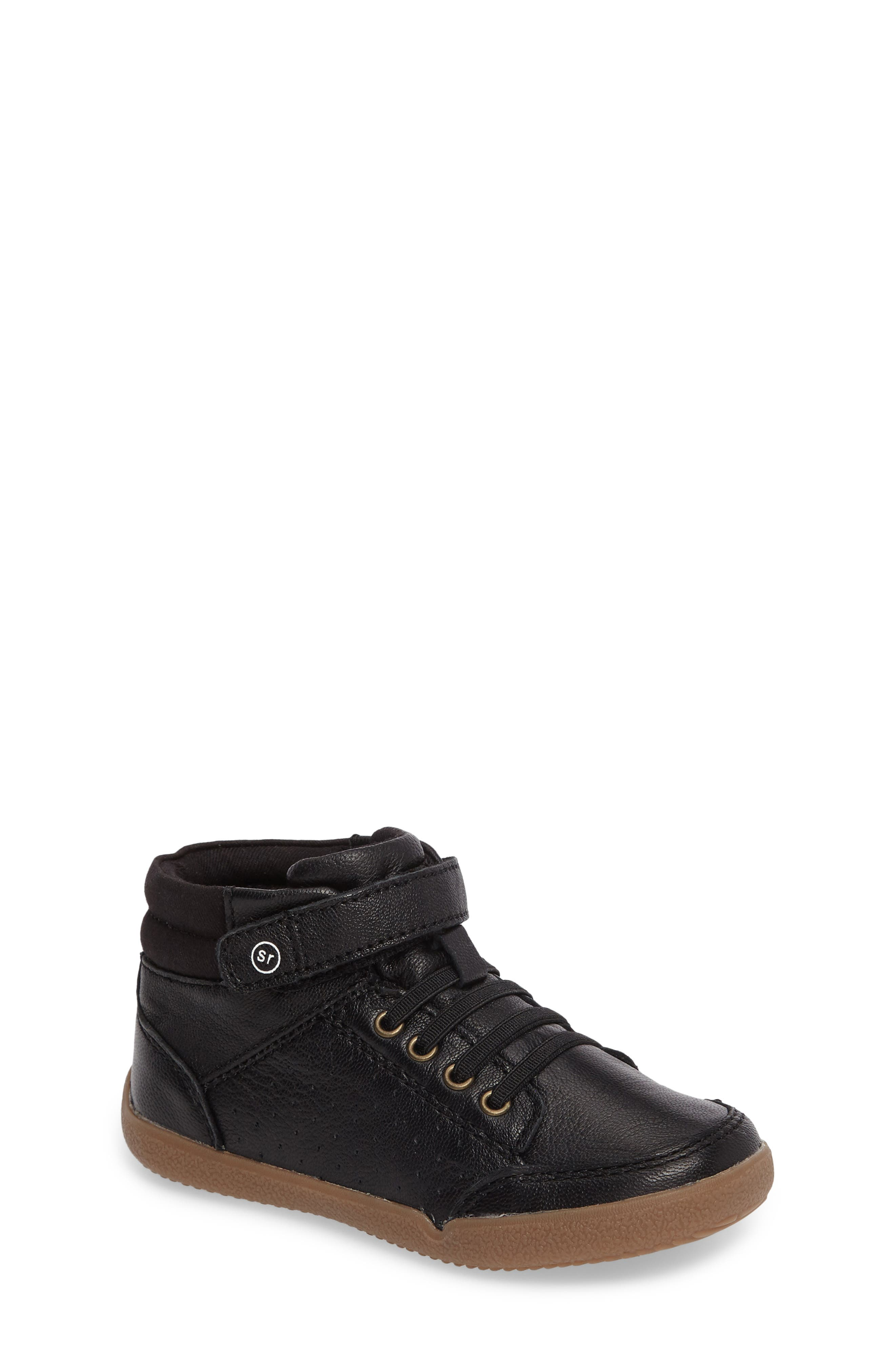Stone High Top Sneaker,                         Main,                         color, 001