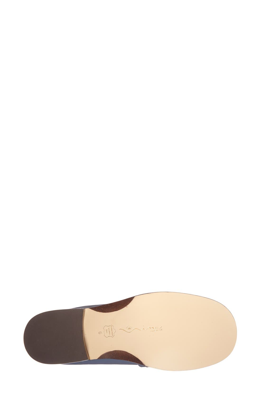 'Mystique' Penny Loafer,                             Alternate thumbnail 4, color,                             405