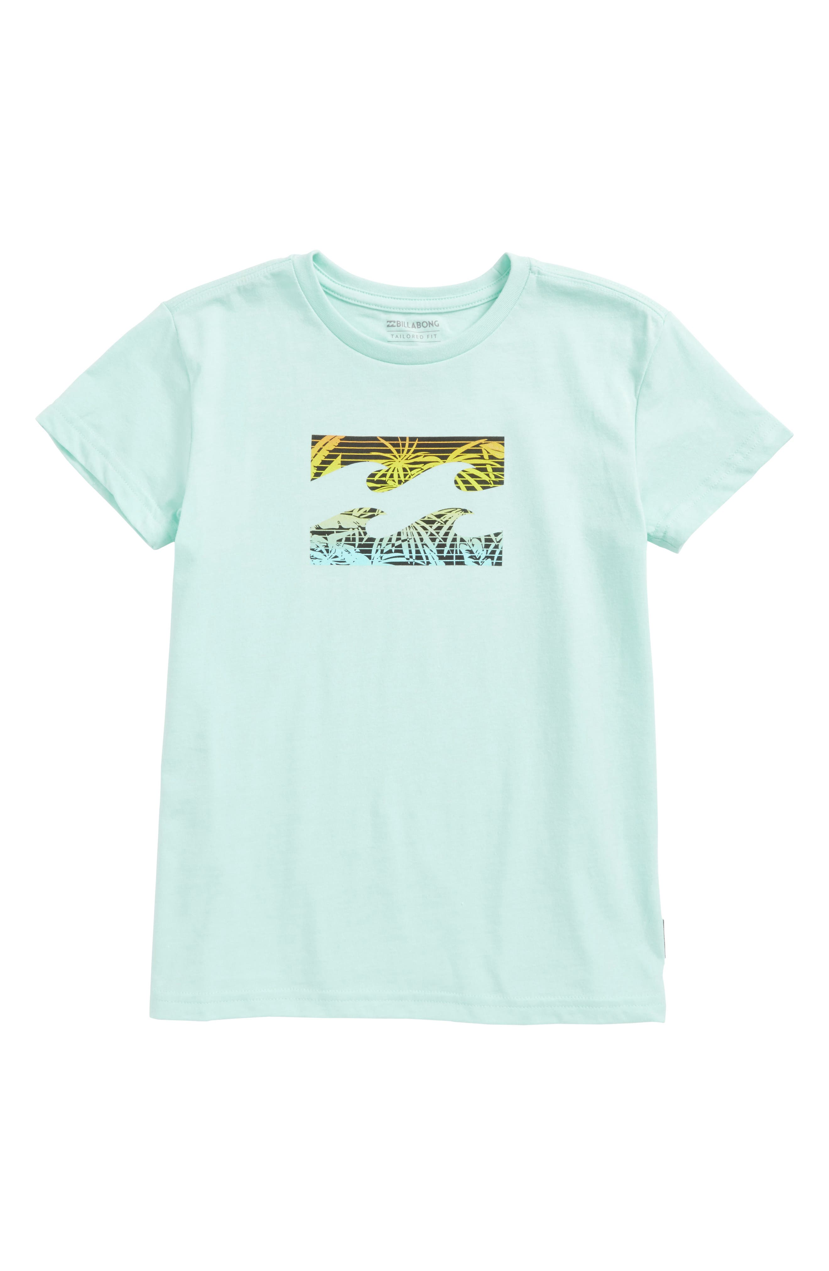 Team Wave Graphic T-Shirt,                             Main thumbnail 3, color,