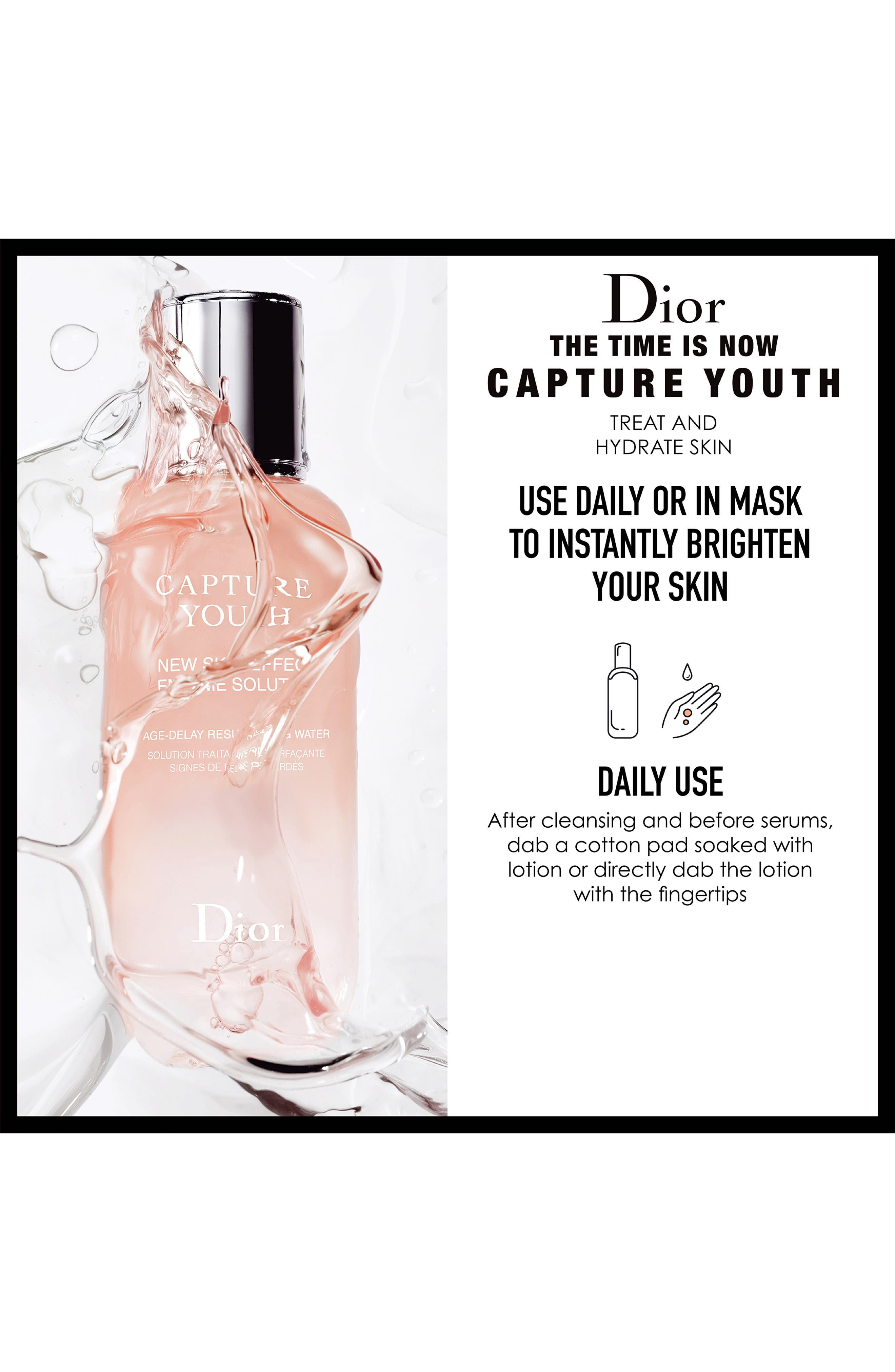 Capture Youth New Skin Effect Enzyme Solution,                             Alternate thumbnail 4, color,                             NO COLOR