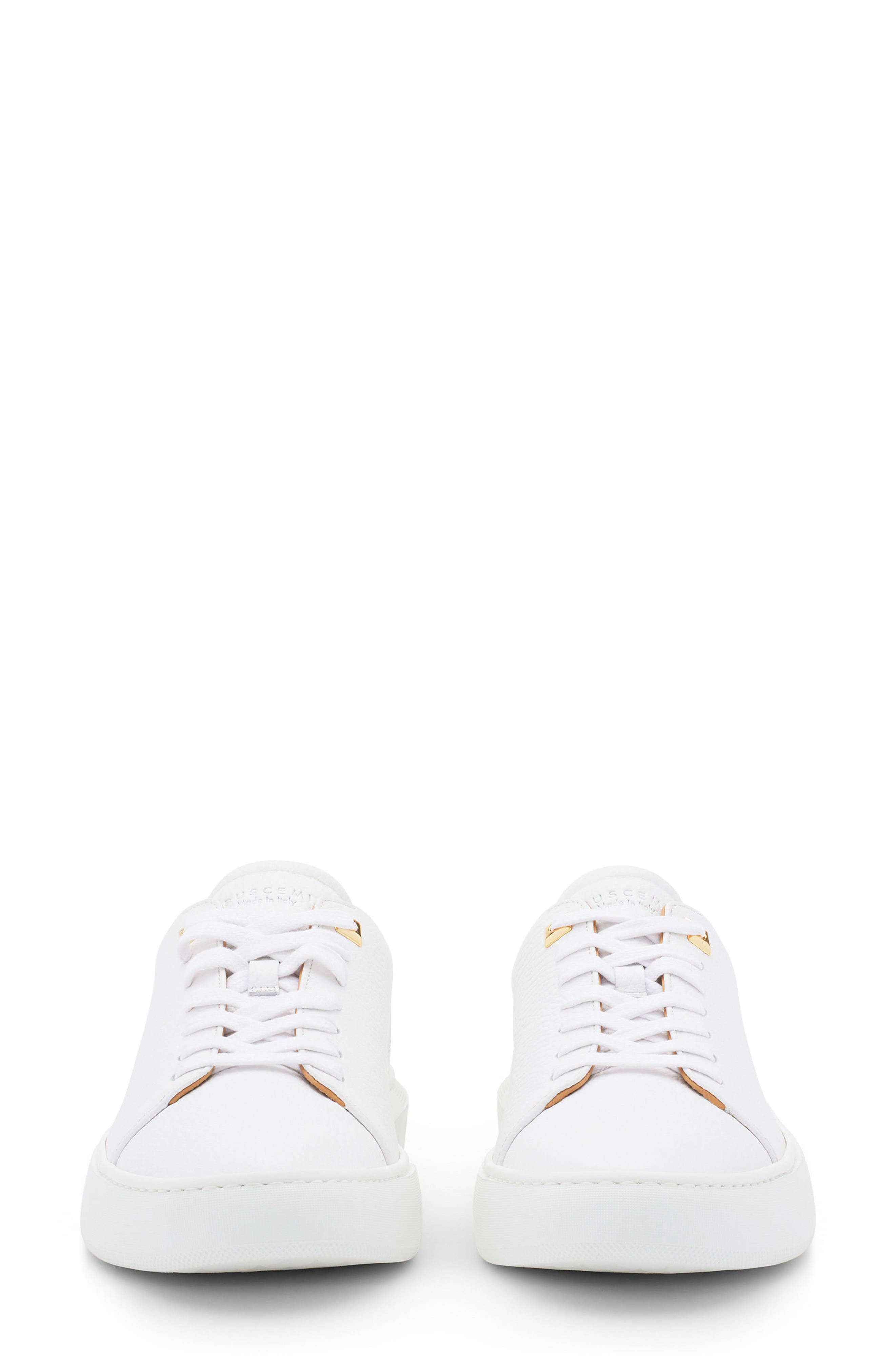 Uno Low Top Sneaker,                             Alternate thumbnail 4, color,                             100