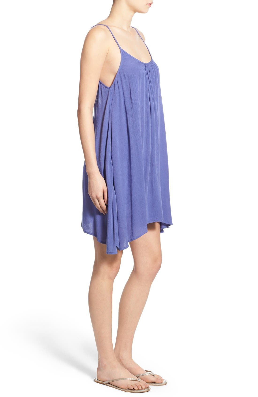 'Windy' Scoop Neck Shift Dress,                             Alternate thumbnail 12, color,