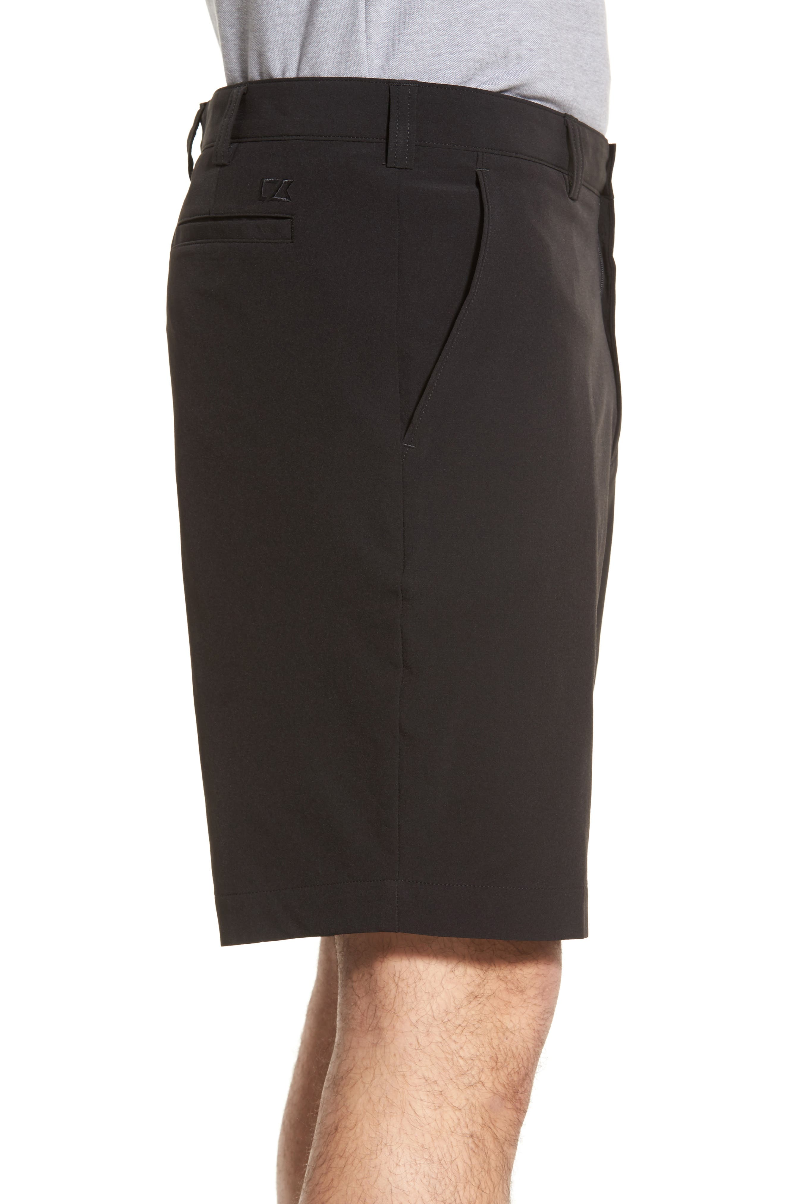 'Bainbridge' DryTec Shorts,                             Alternate thumbnail 4, color,                             001