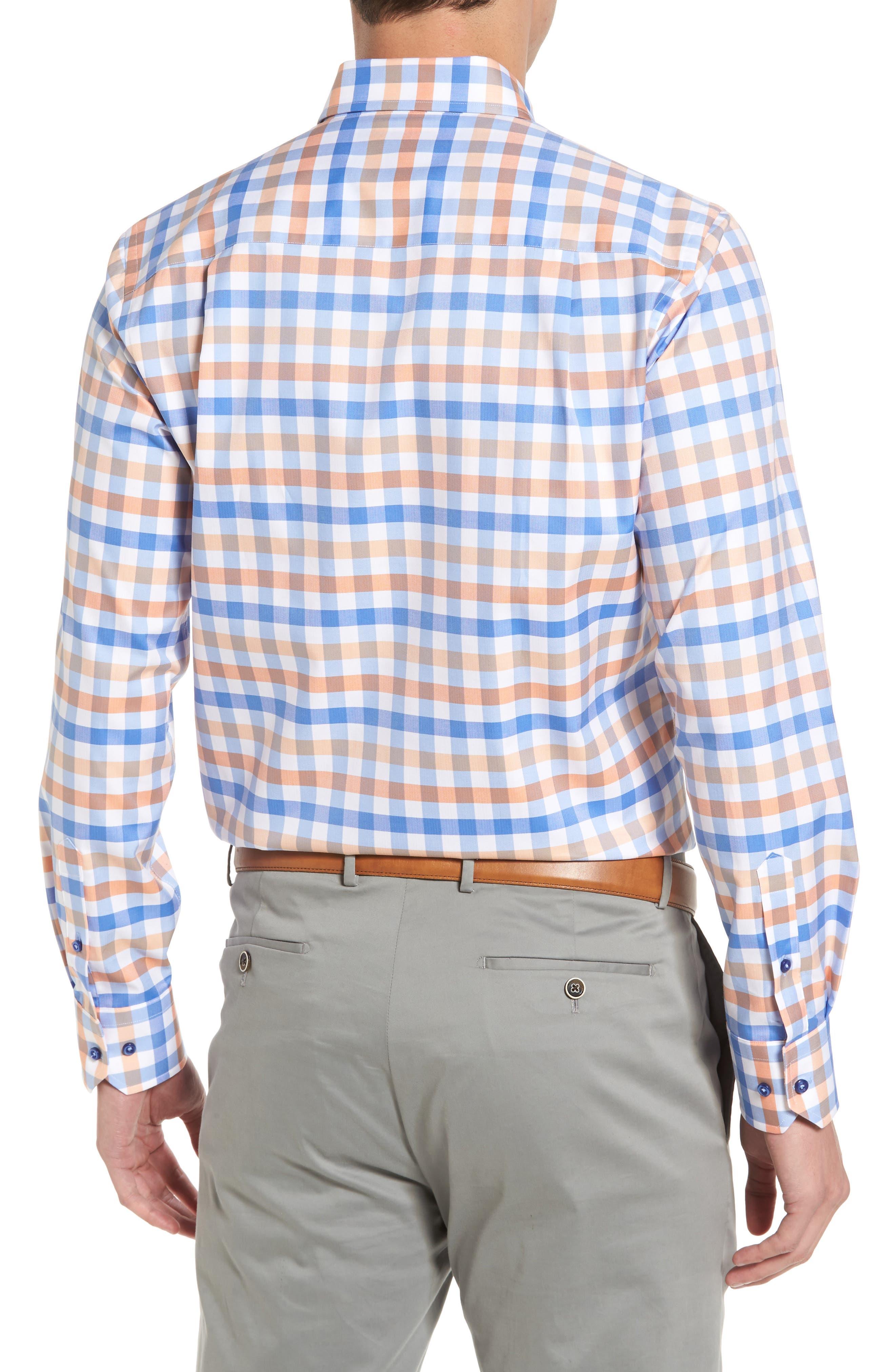 Regular Fit Check Sport Shirt,                             Alternate thumbnail 2, color,                             459